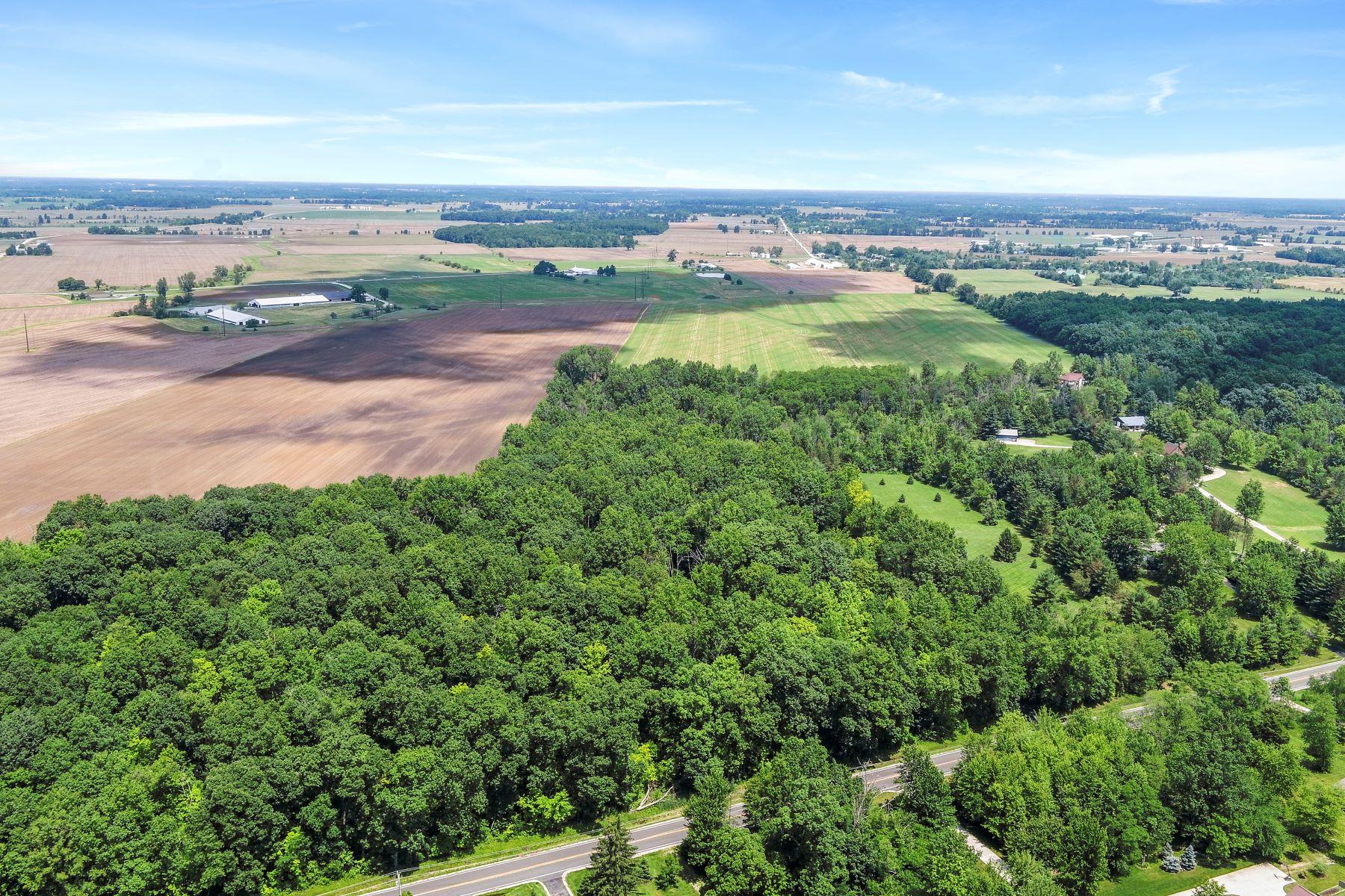 土地,用地 为 销售 在 0 Brock Road Plain City, 俄亥俄州 43064 美国