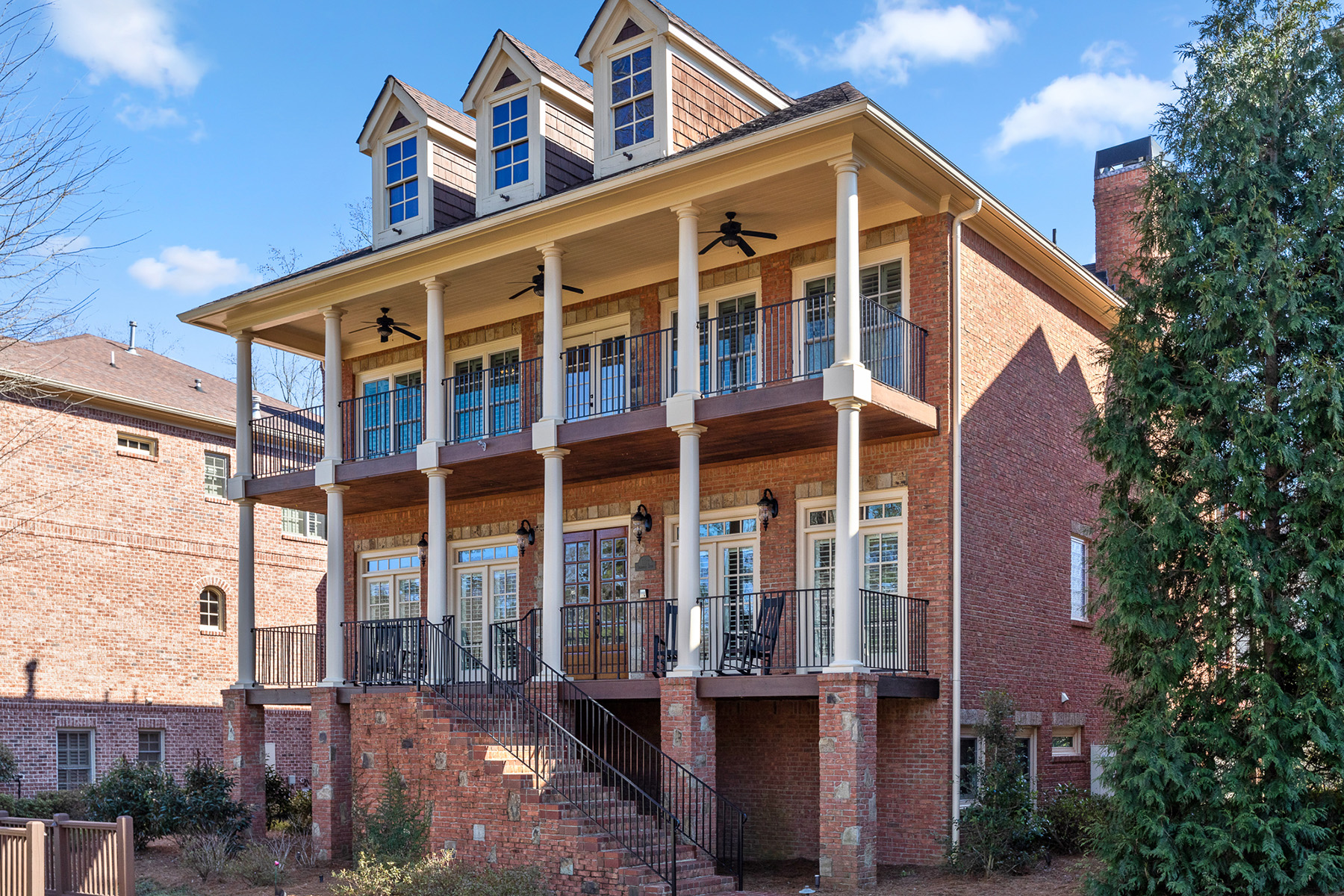 Single Family Homes for Sale at Custom Upgrades and Designer Finishes Situated in Dunroven Farm 1103 Dunroven Drive Sandy Springs, Georgia 30342 United States