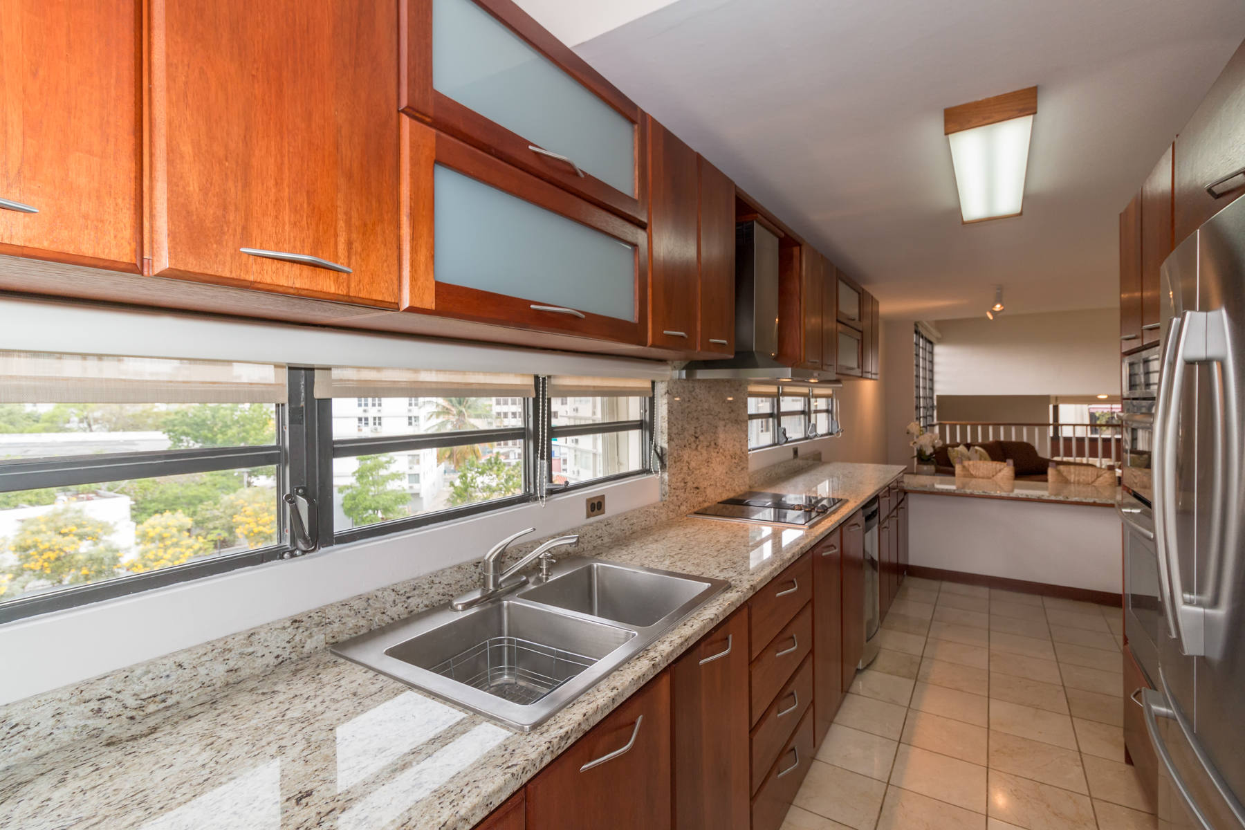 Additional photo for property listing at Penthouse at Condado Mansions ll 1213 Calle Luchetti PH1 San Juan, 00907 Puerto Rico