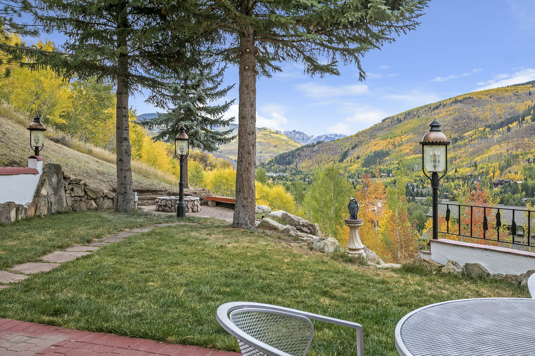 Single Family Home for Sale at Stunning Views of Vail Mountain 2317 Garmisch Dr, Vail, Colorado, 81657 United States
