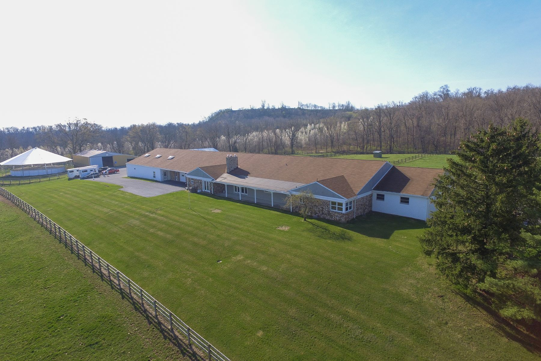 Farm / Ranch / Plantation for Sale at 2 Carson Lane Annville, Pennsylvania 17003 United States