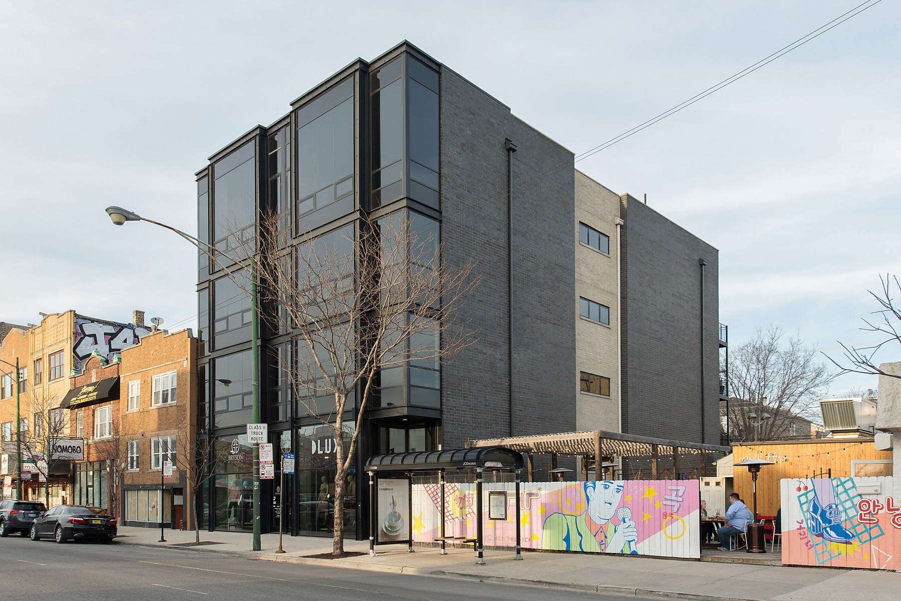 Condominium for Sale at Spectacular Newer Wicker Park Condo 1409 N Ashland Avenue Unit 3N Chicago, Illinois, 60622 United States