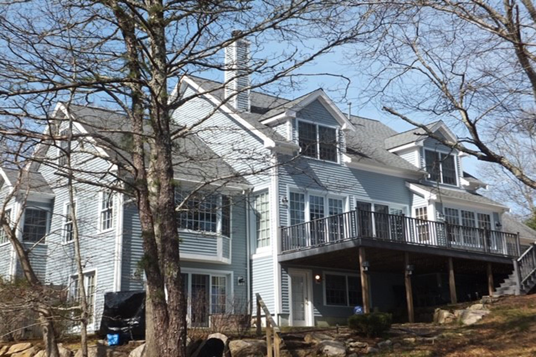 Single Family Homes for Sale at SPECTACULAR WATERFRONT HOME 1374 Santuit-Newtown Road Cotuit, Massachusetts 02635 United States