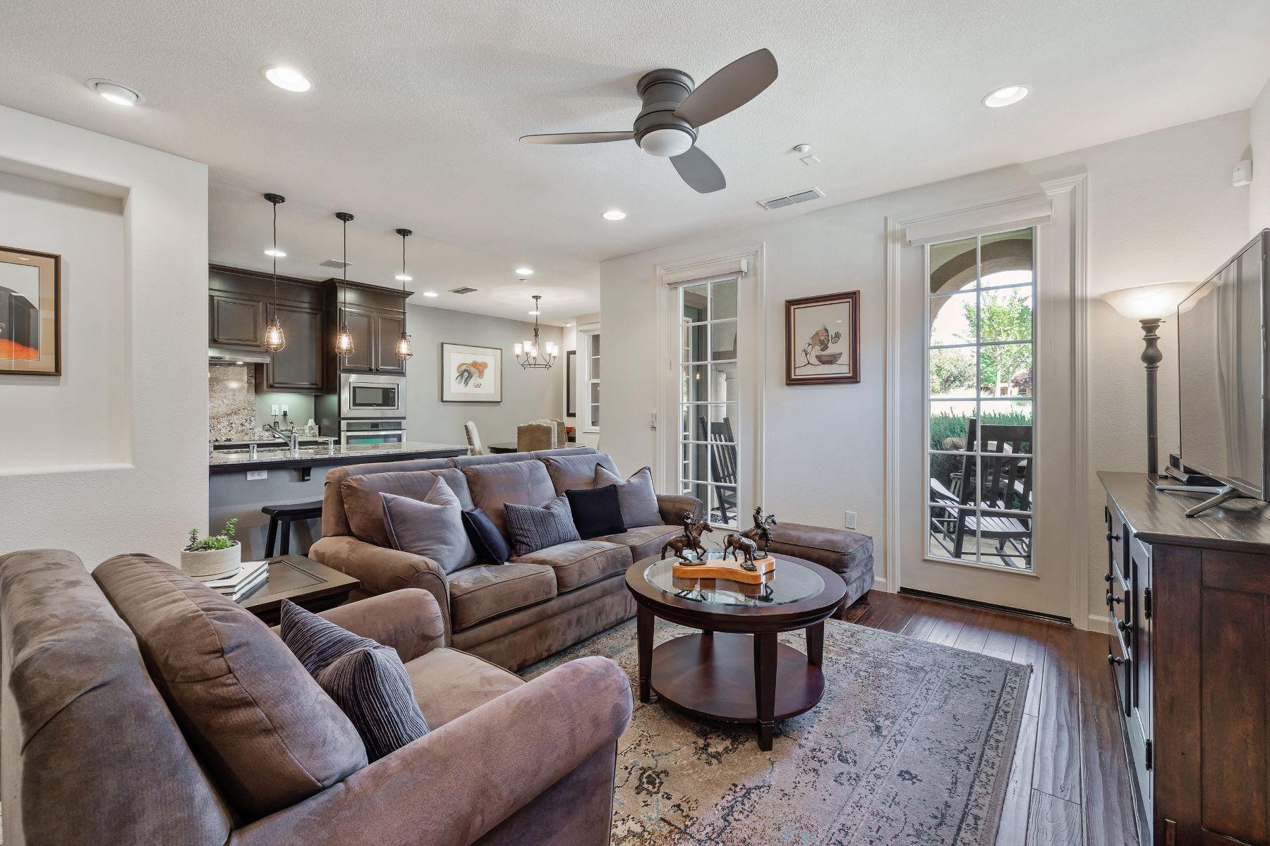 Condominiums for Sale at Rare Ground Level Single Story 3643 Aviano Way Dublin, California 94568 United States
