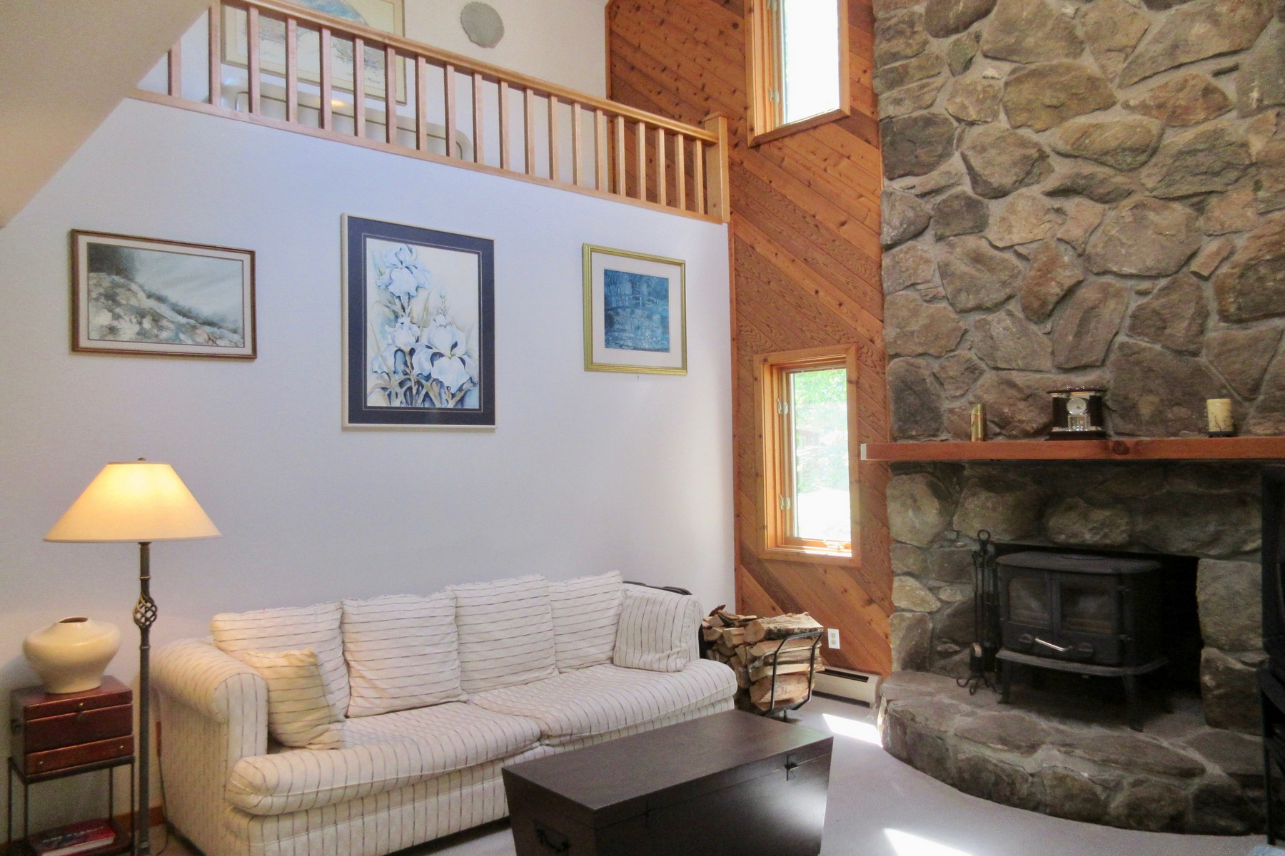 single family homes for Sale at Fresh with Country Finesse 794 Barker Rd Londonderry, Vermont 05148 United States