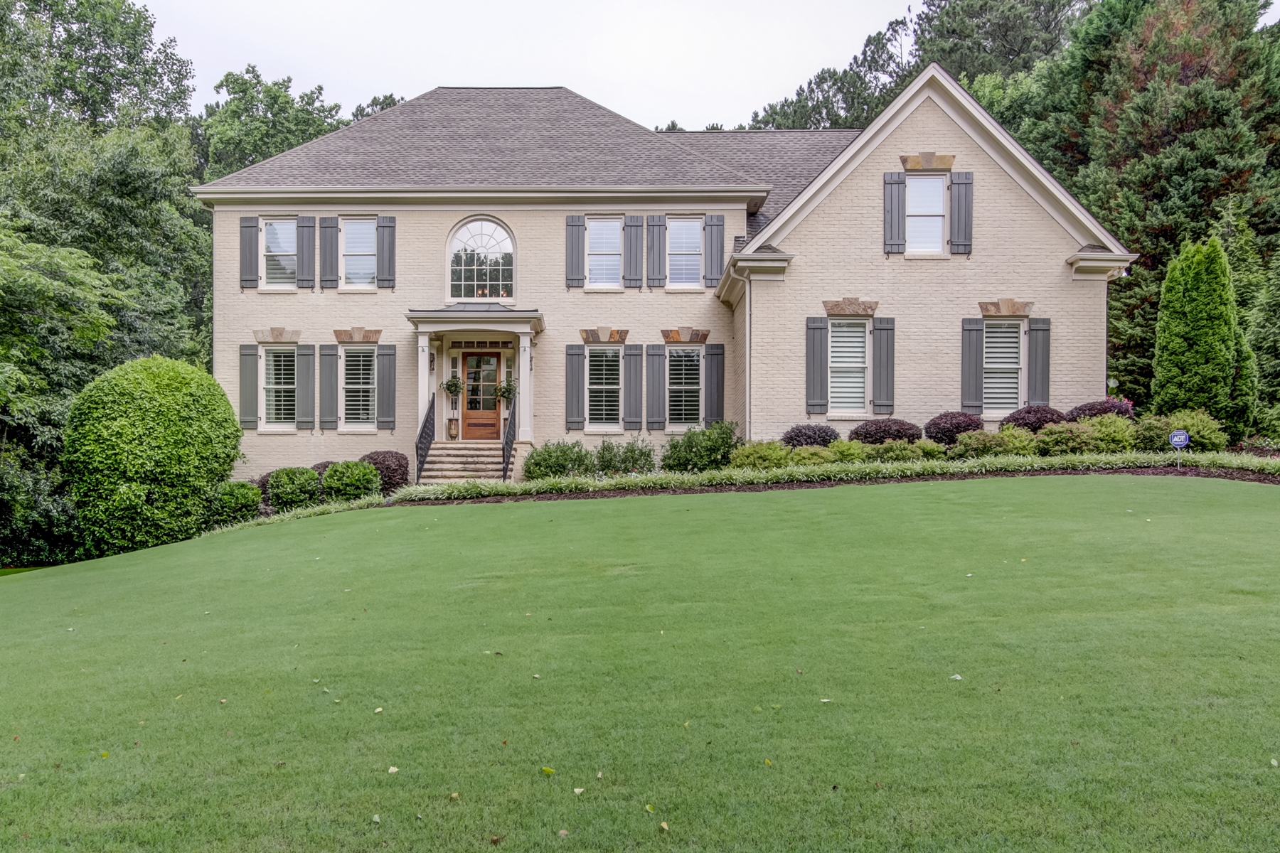Single Family Home for Sale at Beautiful Home In Sought After Milton 15250 Highgrove Road Milton, Georgia 30004 United States