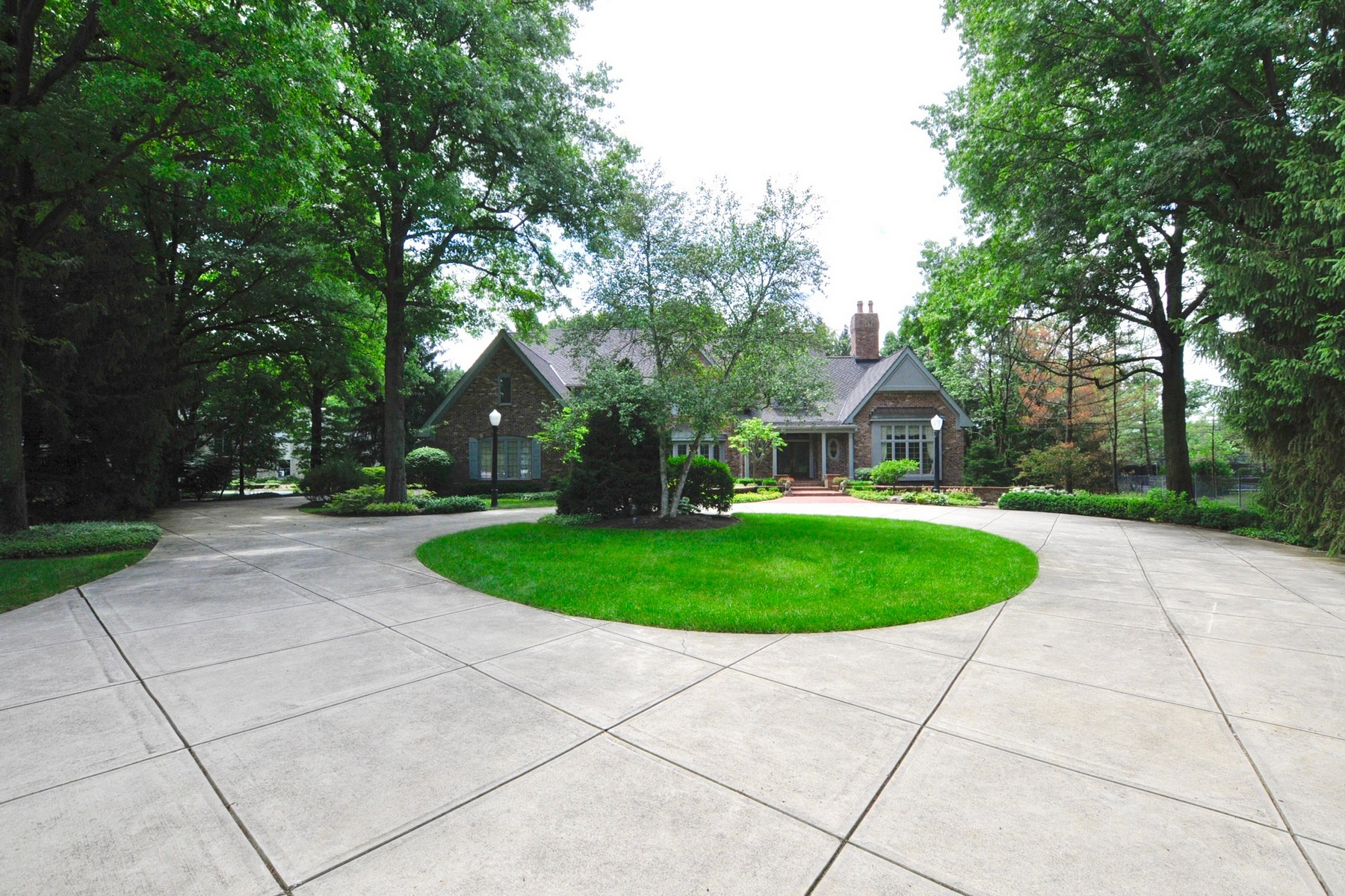 single family homes for Active at A Home of Distinction 10613 Winterwood Carmel, Indiana 46032 United States
