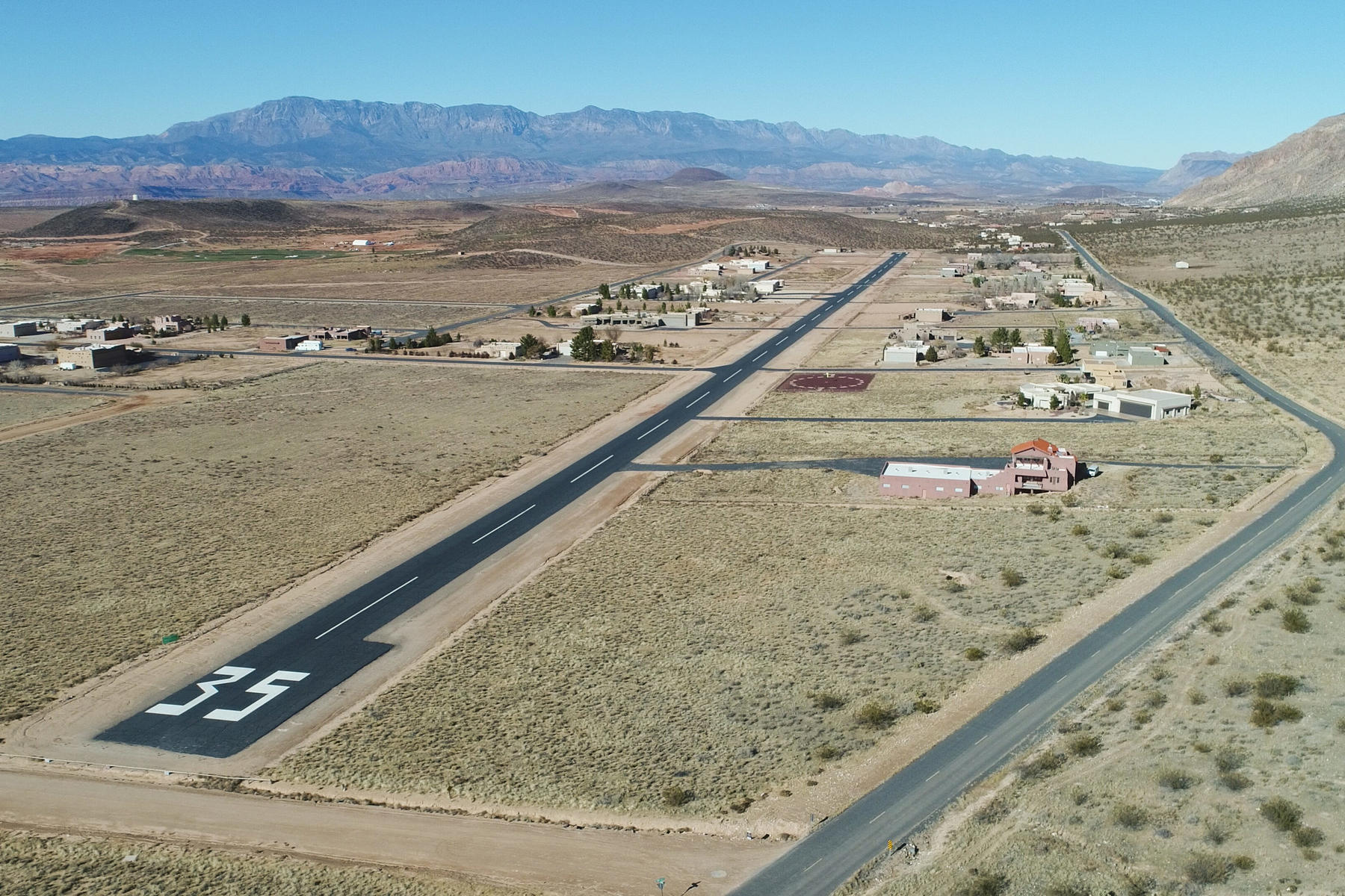 Land for Sale at Hanger Lots, Opportunity 1500 W Penny Lane Lot HU273, Hurricane, Utah 84737 United States