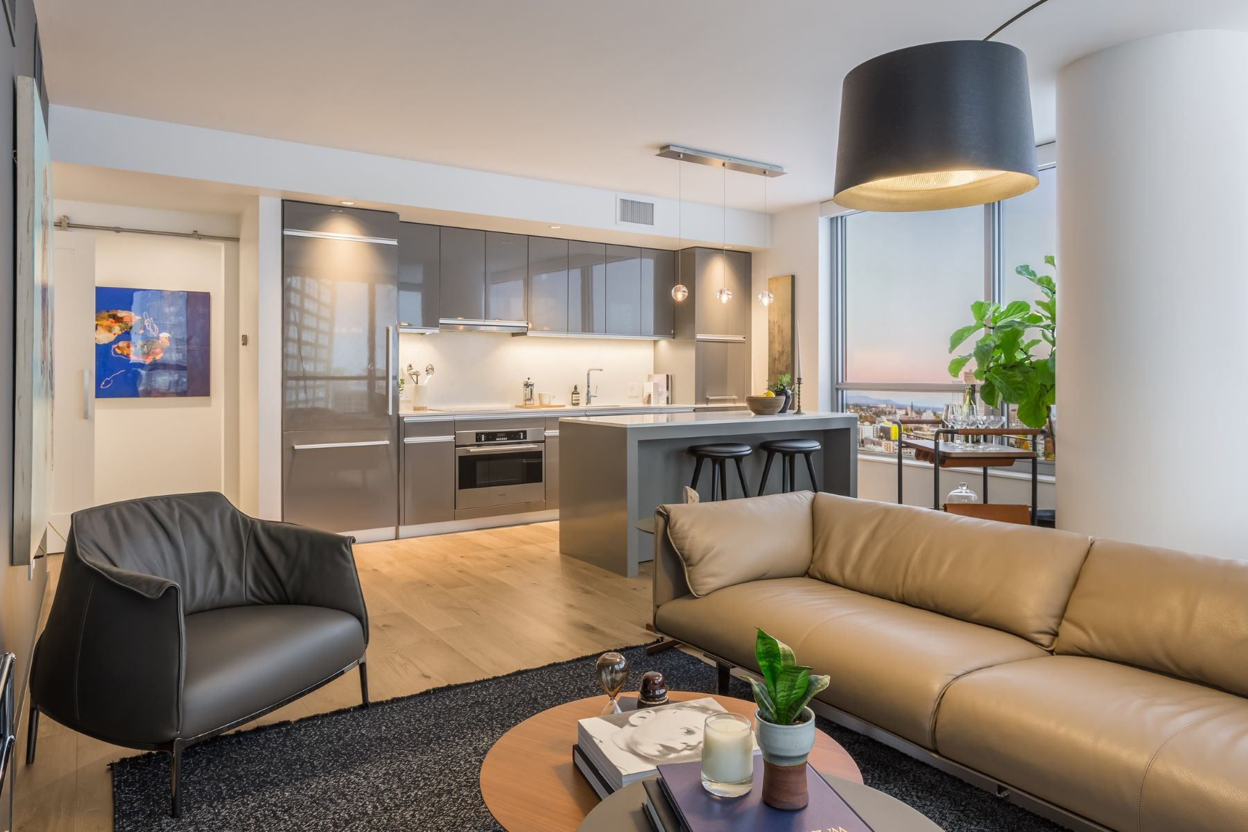 Additional photo for property listing at NEXUS–City Life. Evolved. #3300 1200 Howell Street #3300 Seattle, Washington 98101 United States