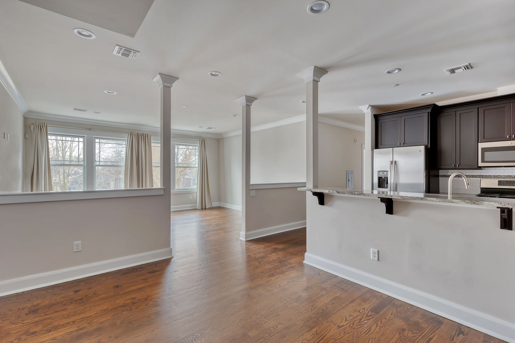 Flat for Rent at Best of Both Worlds! 296 Millburn Avenue Unit 201 Browns Mills, New Jersey 07041 United States