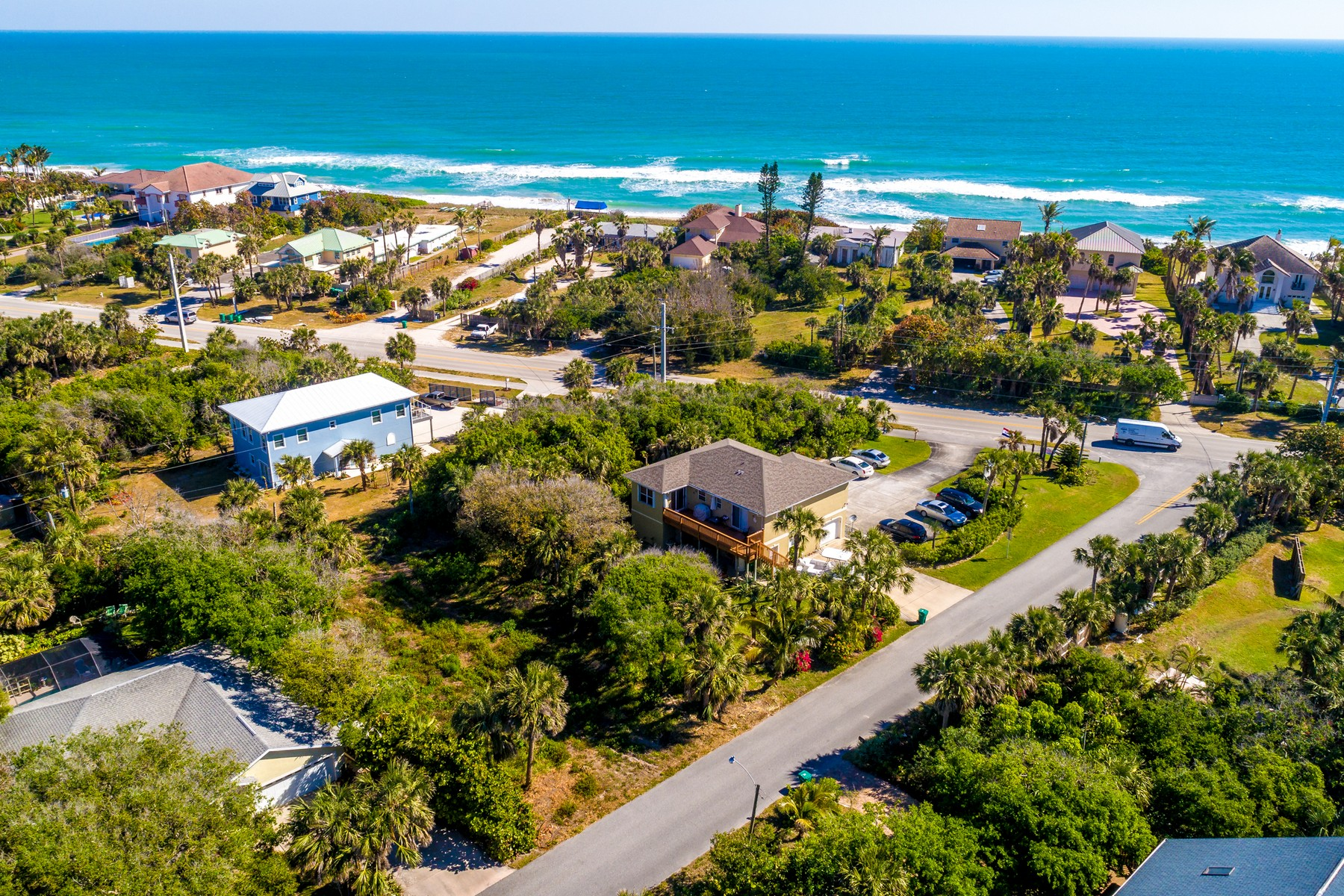 Land for Sale at TBD Cardinal Drive Melbourne Beach, Florida 32951 United States