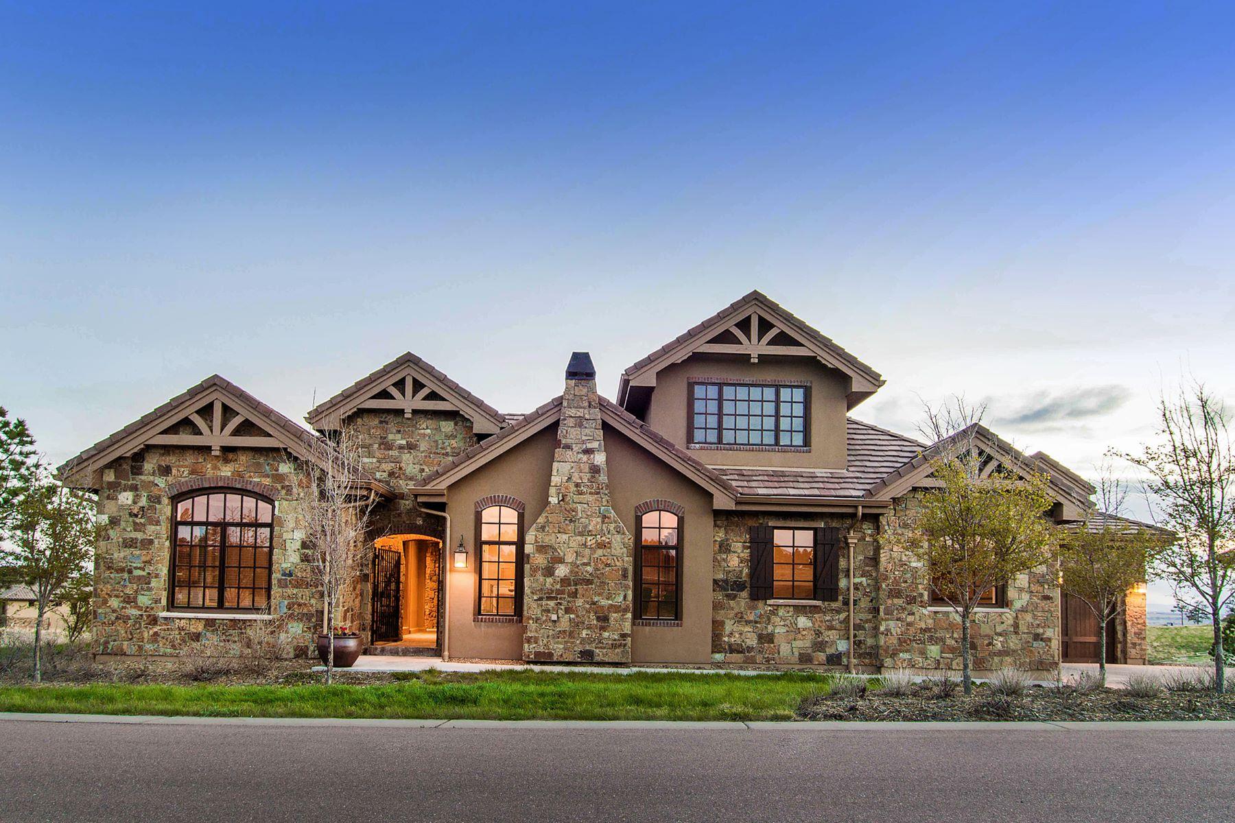 Property for Active at Colorado Golf Club 8749 Eagle Moon Way Parker, Colorado 80134 United States