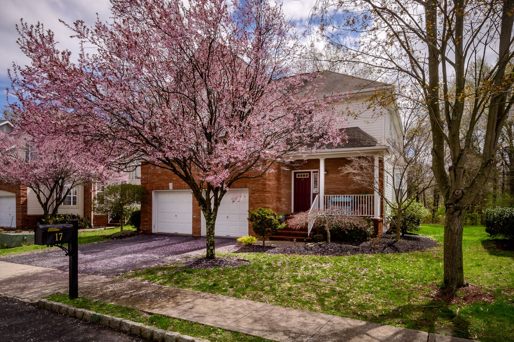 single family homes for Sale at Tastefully Updated home in Pike Run 17 Hudnut Lane, Belle Mead, New Jersey 08502 United States
