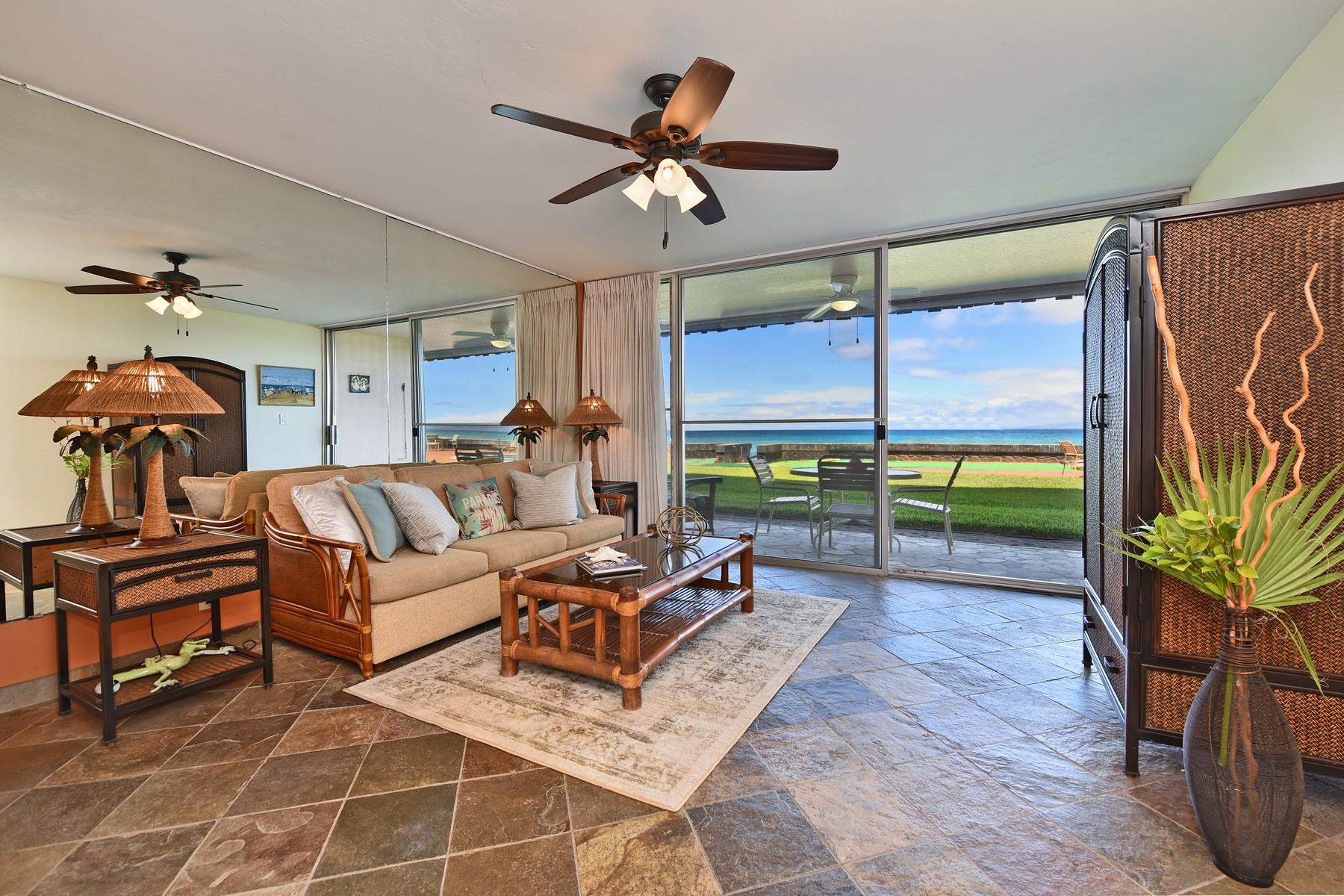 Condominiums for Sale at Escape to Maui 3741 L Honoapiilani Rd, Kulakane #106 Lahaina, Hawaii 96761 United States