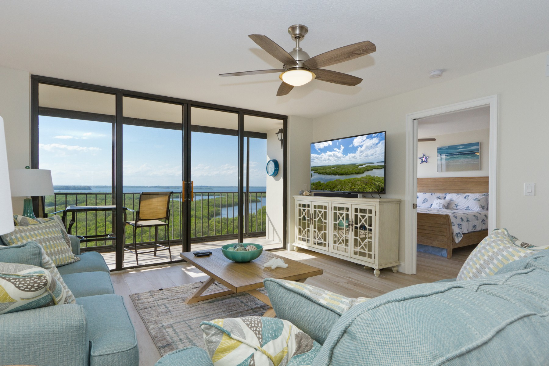 Condominium for Rent at Completely Renovated Turnkey Beach Penthouse 5059 N Highway A1A #903 Hutchinson Island, Florida 34949 United States