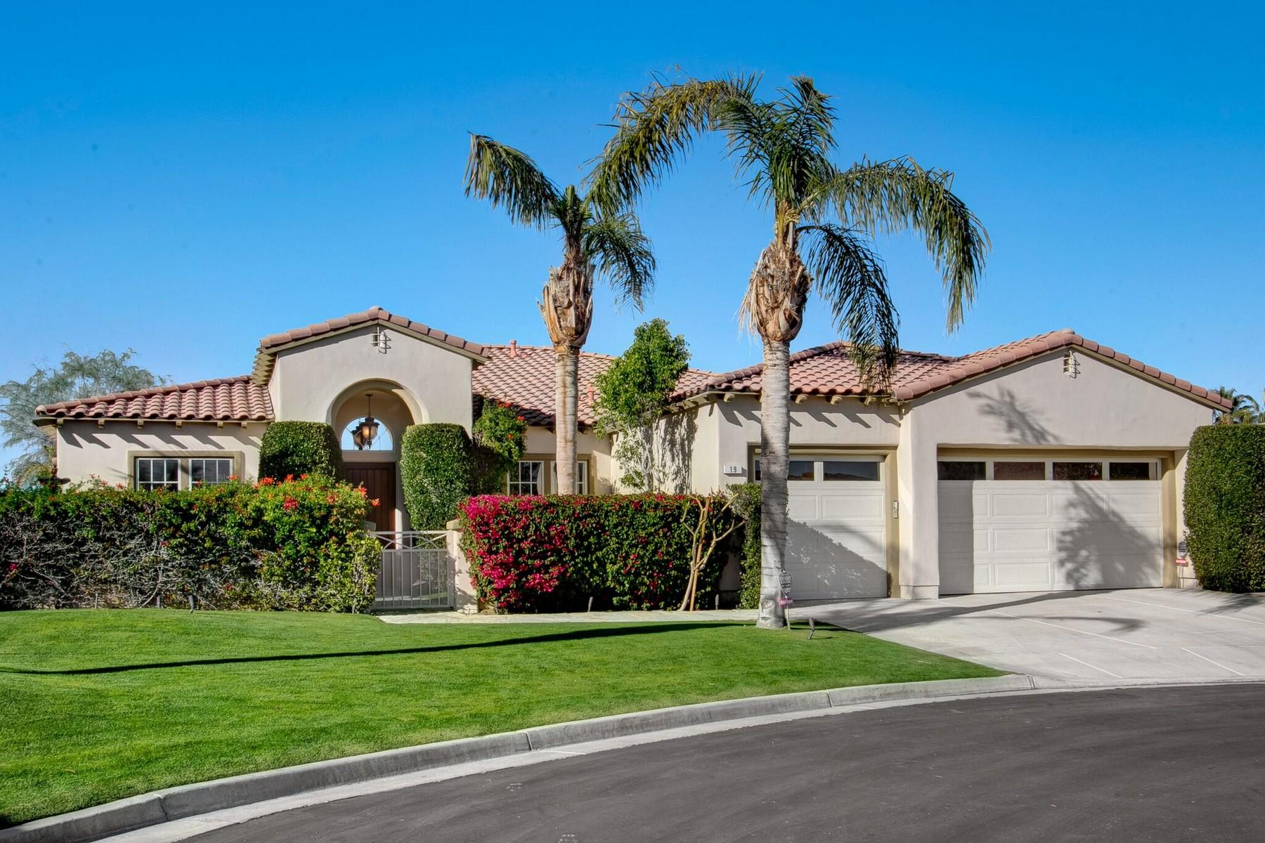 Villa per Vendita alle ore 19 Corte Del Sol Rancho Mirage, California, 92270 Stati Uniti