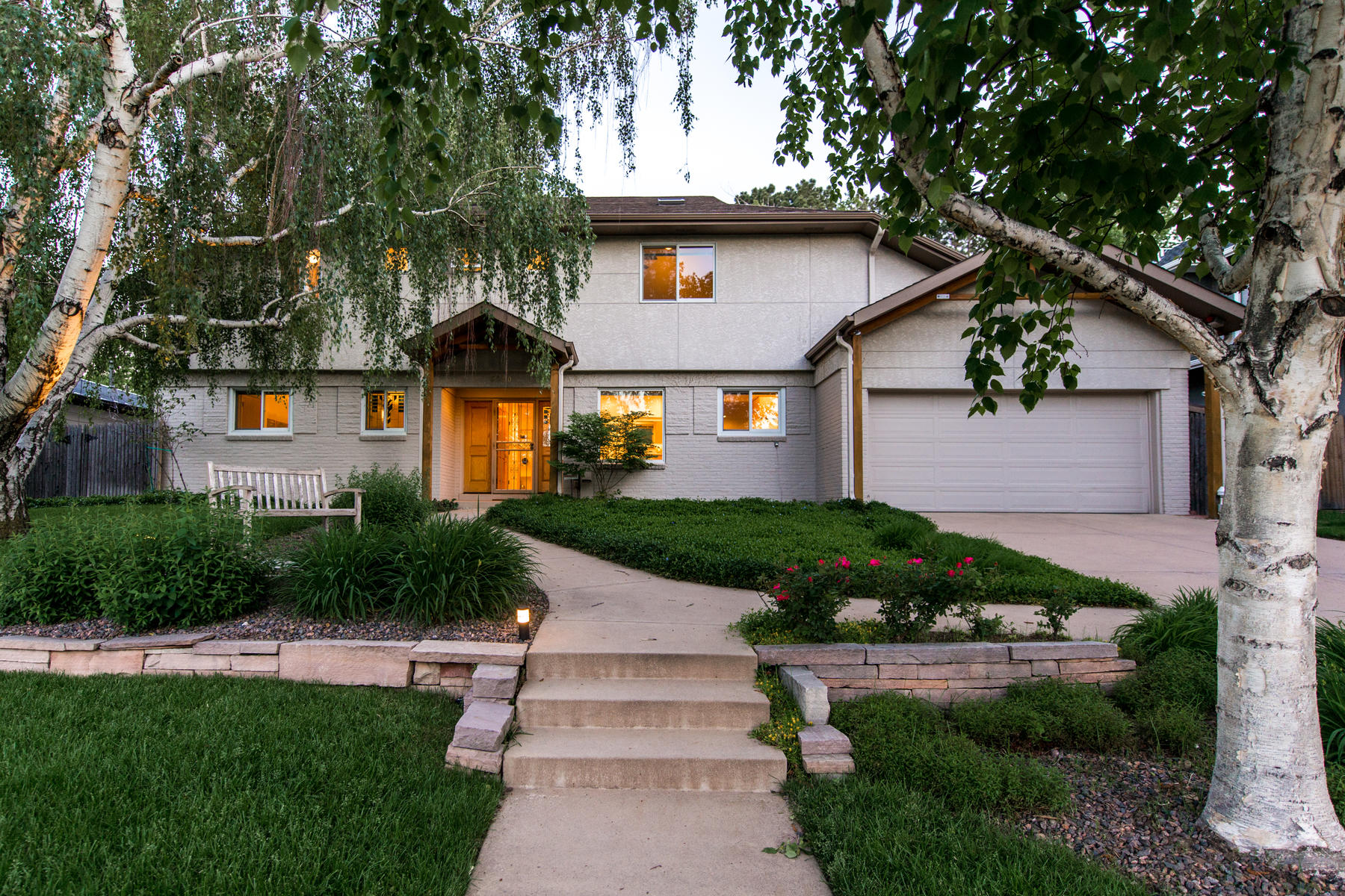 Single Family Home for Active at Rare Chance To Get Into Highly Desirable Stokes Belcaro Neighborhood! 3300 East Virginia Avenue Denver, Colorado 80209 United States