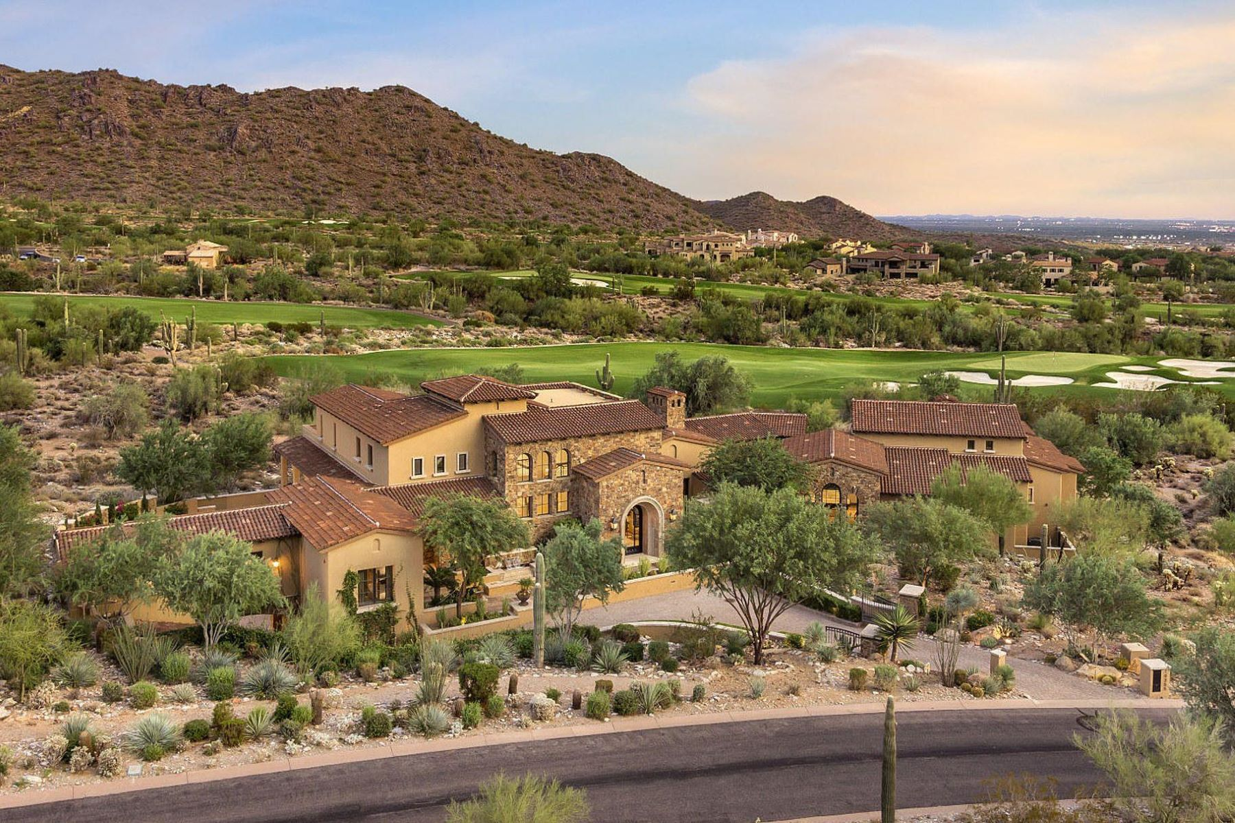 Single Family Homes for Active at Silverleaf at DC Ranch 10355 E Robs Camp Rd Scottsdale, Arizona 85255 United States