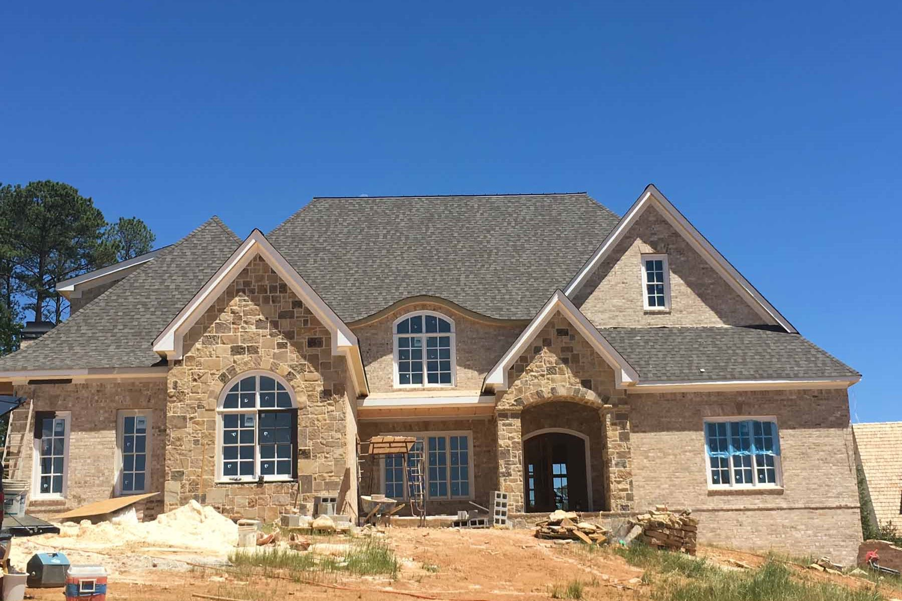 Single Family Home for Sale at New Construction In The Manor Lot 78 Kings Close Cumming, Georgia, 30040 United States