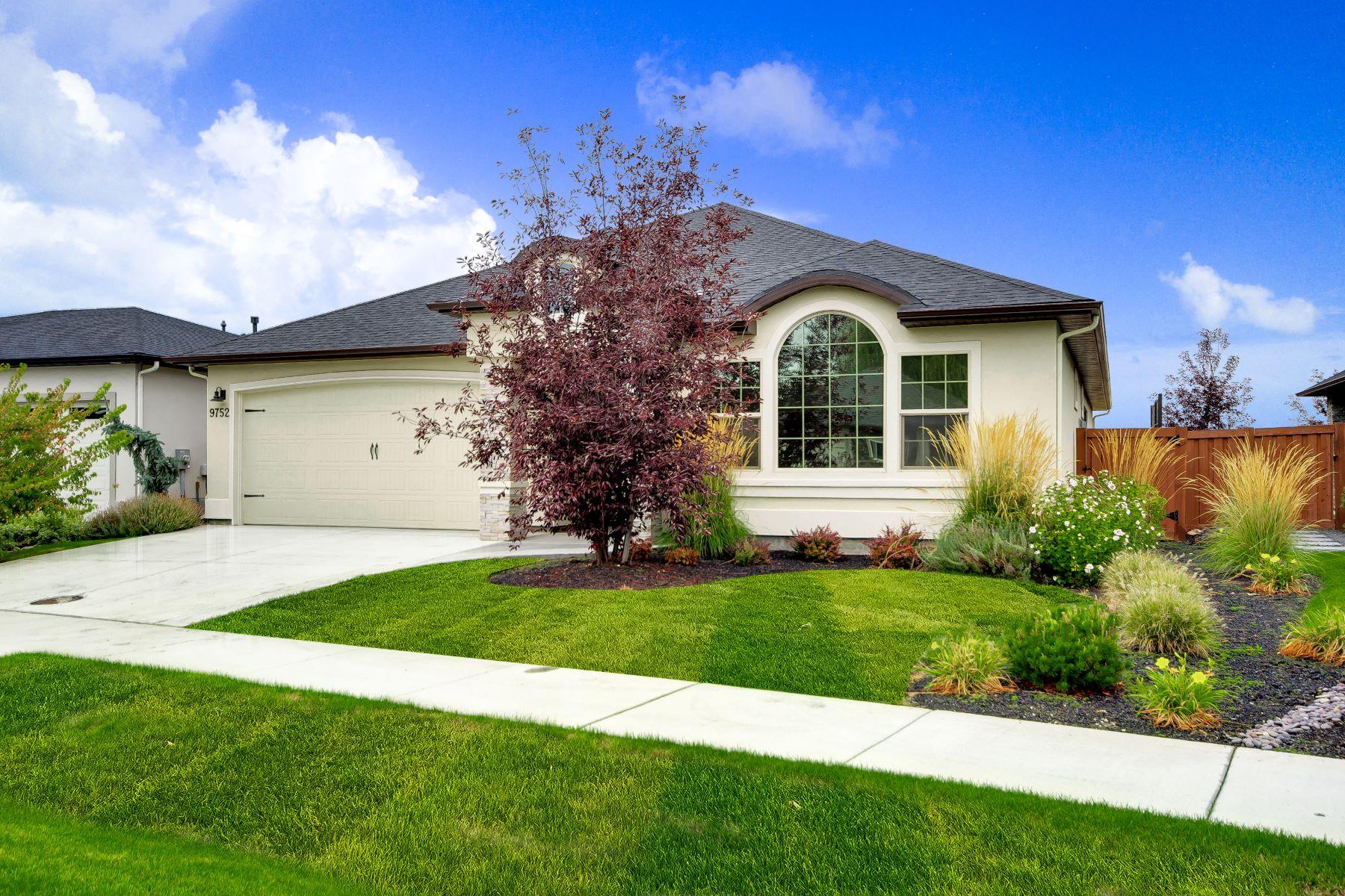 Single Family Homes pour l Vente à 9752 Wildbranch, Star 9752 W Wildbranch Star, Idaho 83669 États-Unis