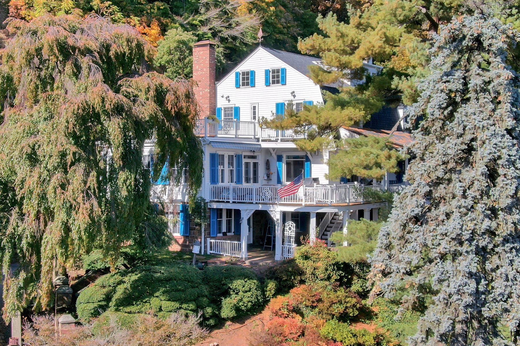 Single Family Homes für Verkauf beim Dutch Hill 135 River Road, Nyack, New York 10960 Vereinigte Staaten
