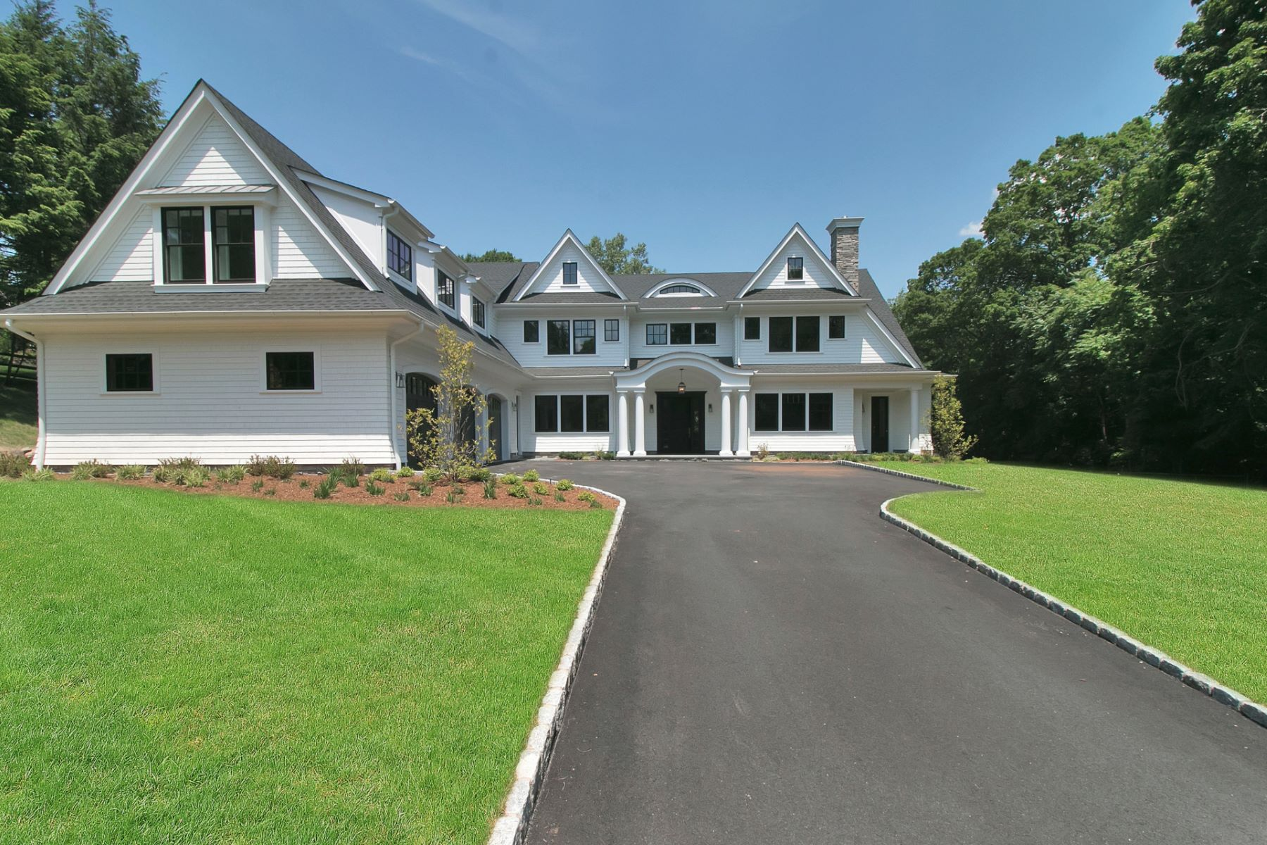 Single Family Home for Sale at New Construction 49 Stone Ledge Rd Upper Saddle River, New Jersey, 07458 United States