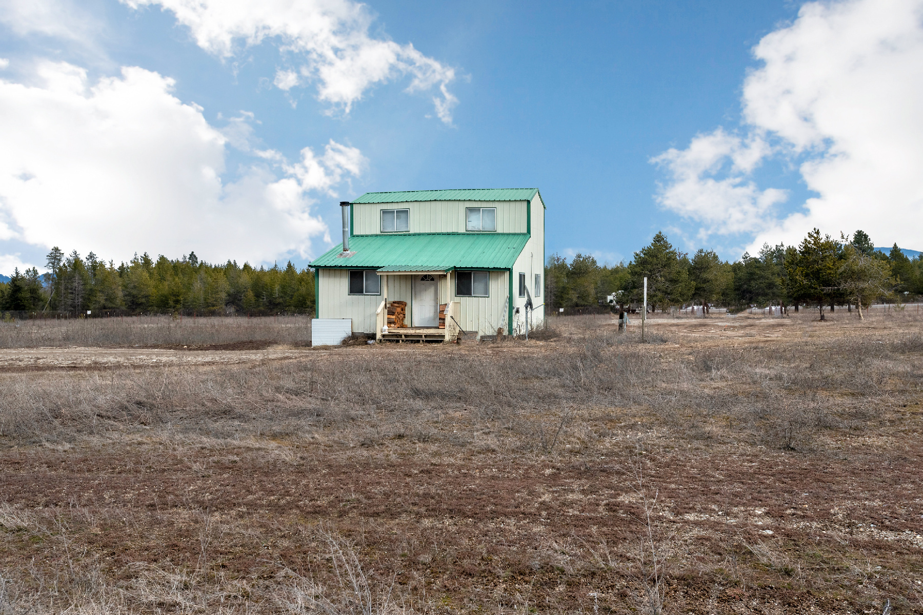 Single Family Homes for Sale at Attention Investors 6823 E Trinity Athol, Idaho 83801 United States
