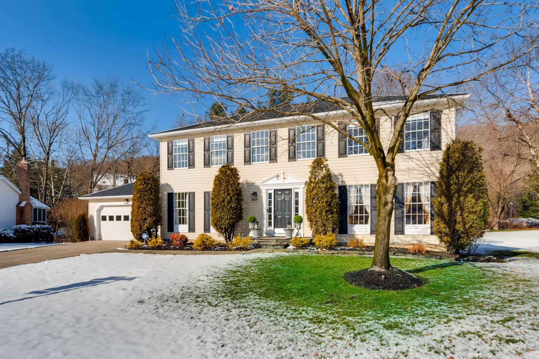 Single Family Homes 为 销售 在 Hunt Valley Station 11616 Silvermaple Court 基斯维尔, 马里兰州 21030 美国