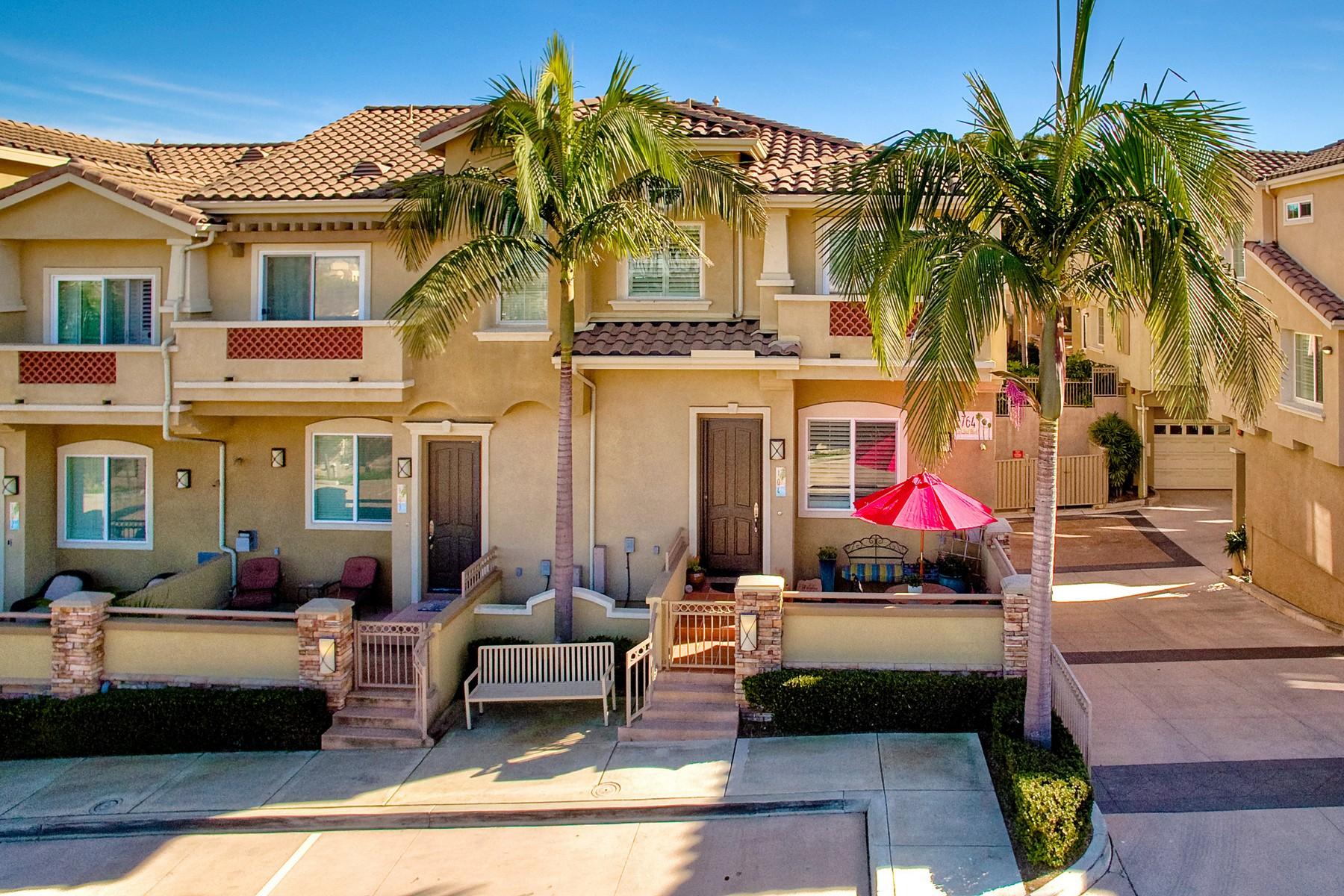 واحد منزل الأسرة للـ Sale في 2764 Carlsbad Blvd, 104 2764 Carlsbad Blvd #104, Carlsbad, California, 92008 United States
