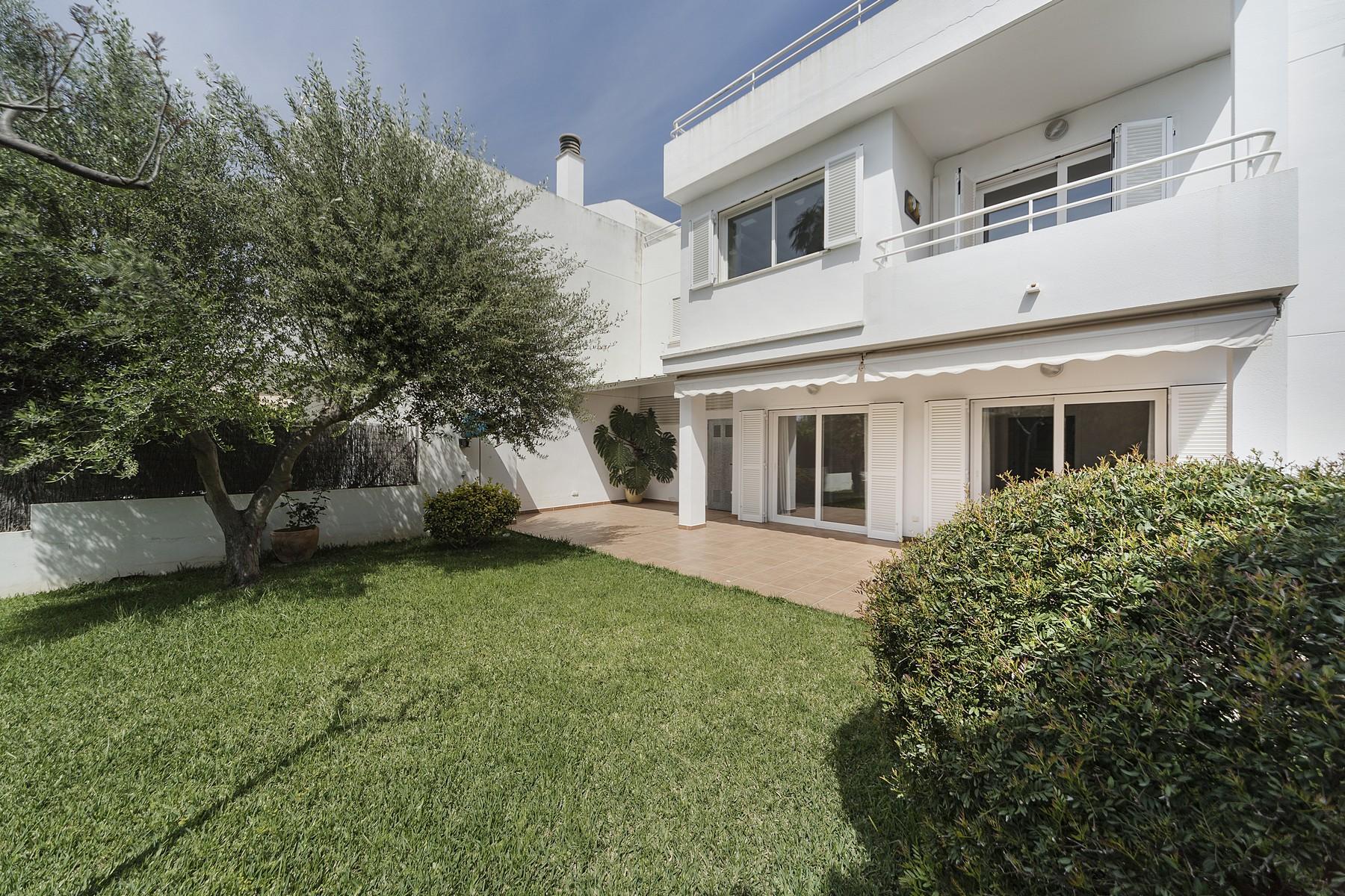 Single Family Home for Sale at Bright semi-detached house in La Bonanova Palma, Mallorca, Spain