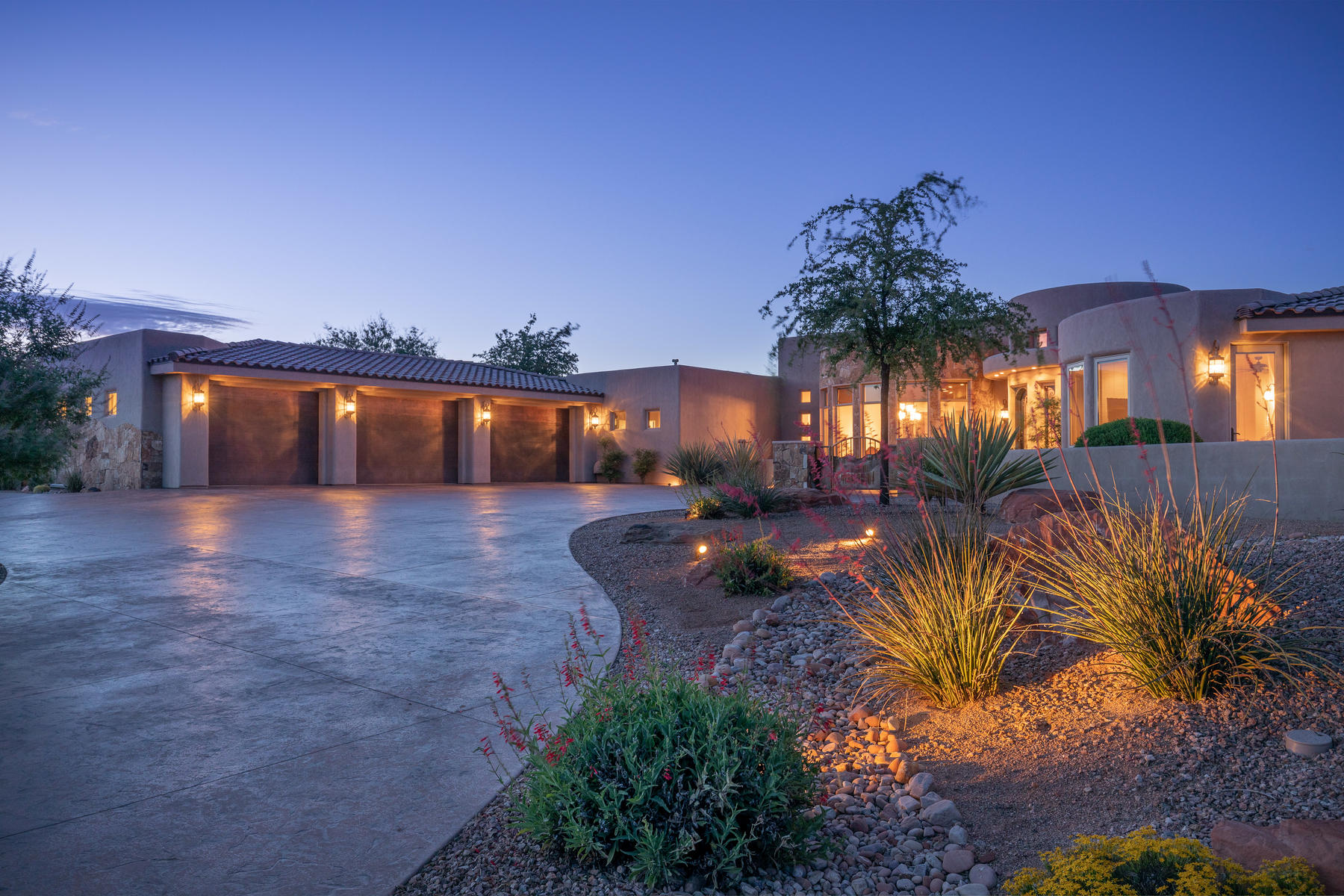Single Family Homes for Sale at Desert Sky At The Ledges 2096 W Long Sky Dr St. George, Utah 84770 United States