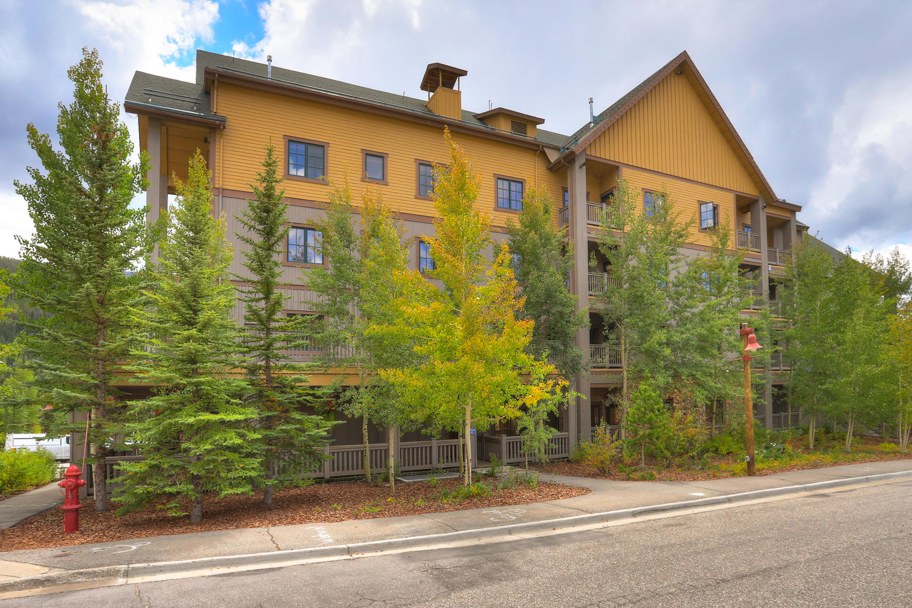 Condominiums por un Venta en Expedition Station 0135 Dercum Drive # 8554, Keystone, Colorado 80435 Estados Unidos