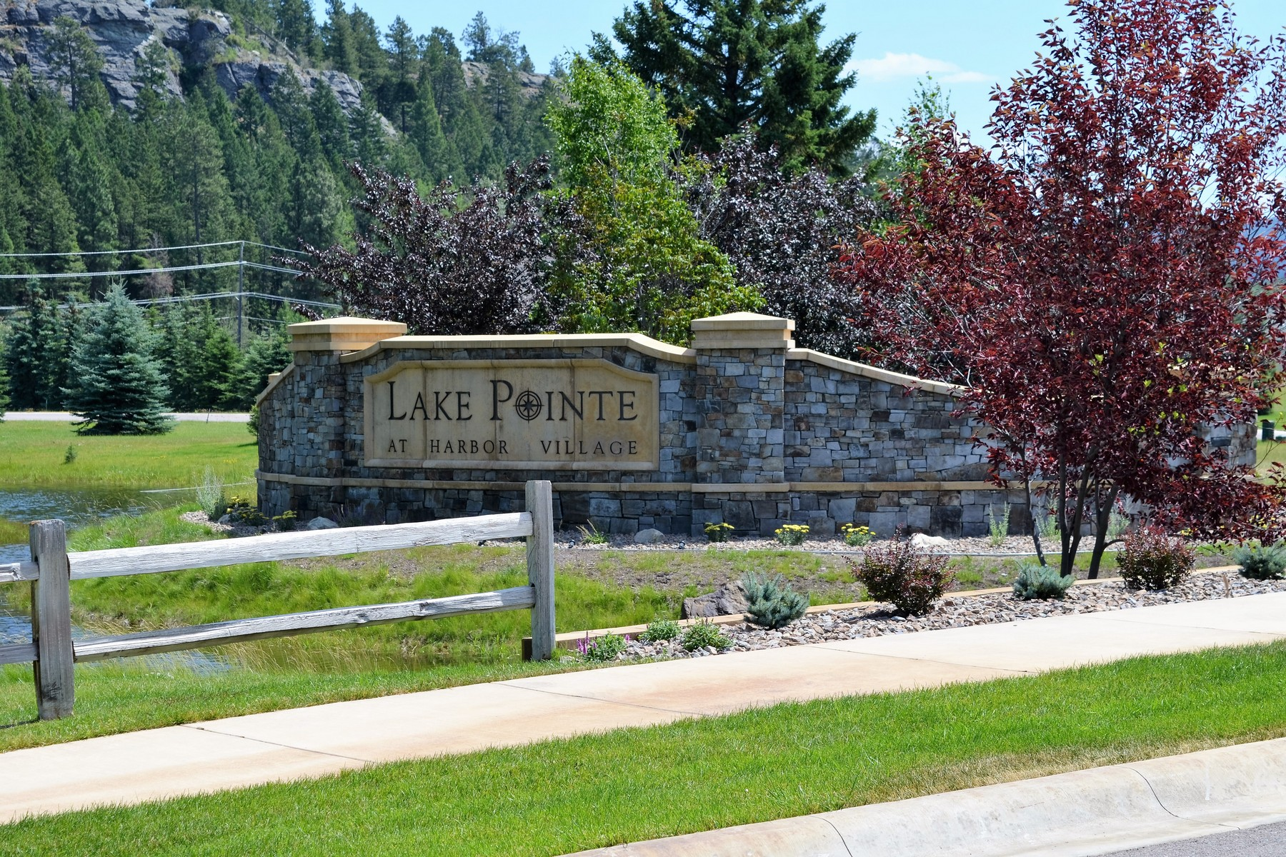 Land for Sale at 1299 Lake Pointe Dr , Bigfork, MT 59911 1299 Lake Pointe Dr Bigfork, Montana 59911 United States