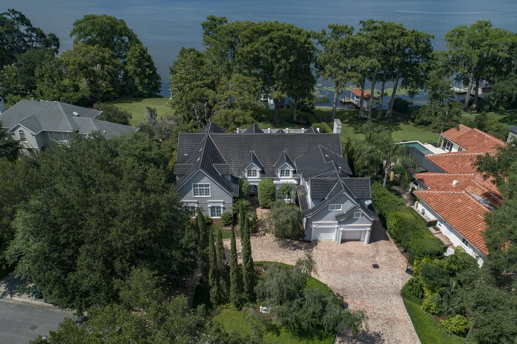 Single Family Homes için Satış at WINTER PARK 375 Virginia Dr, Winter Park, Florida 32789 Amerika Birleşik Devletleri