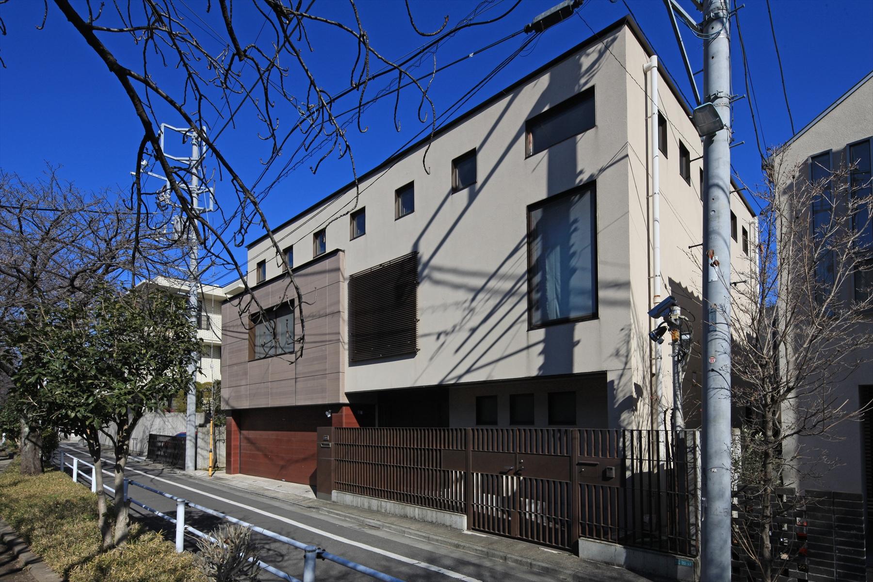 Maison unifamiliale pour l Vente à Kakinokizaka Estate Meguro-Ku, Japon