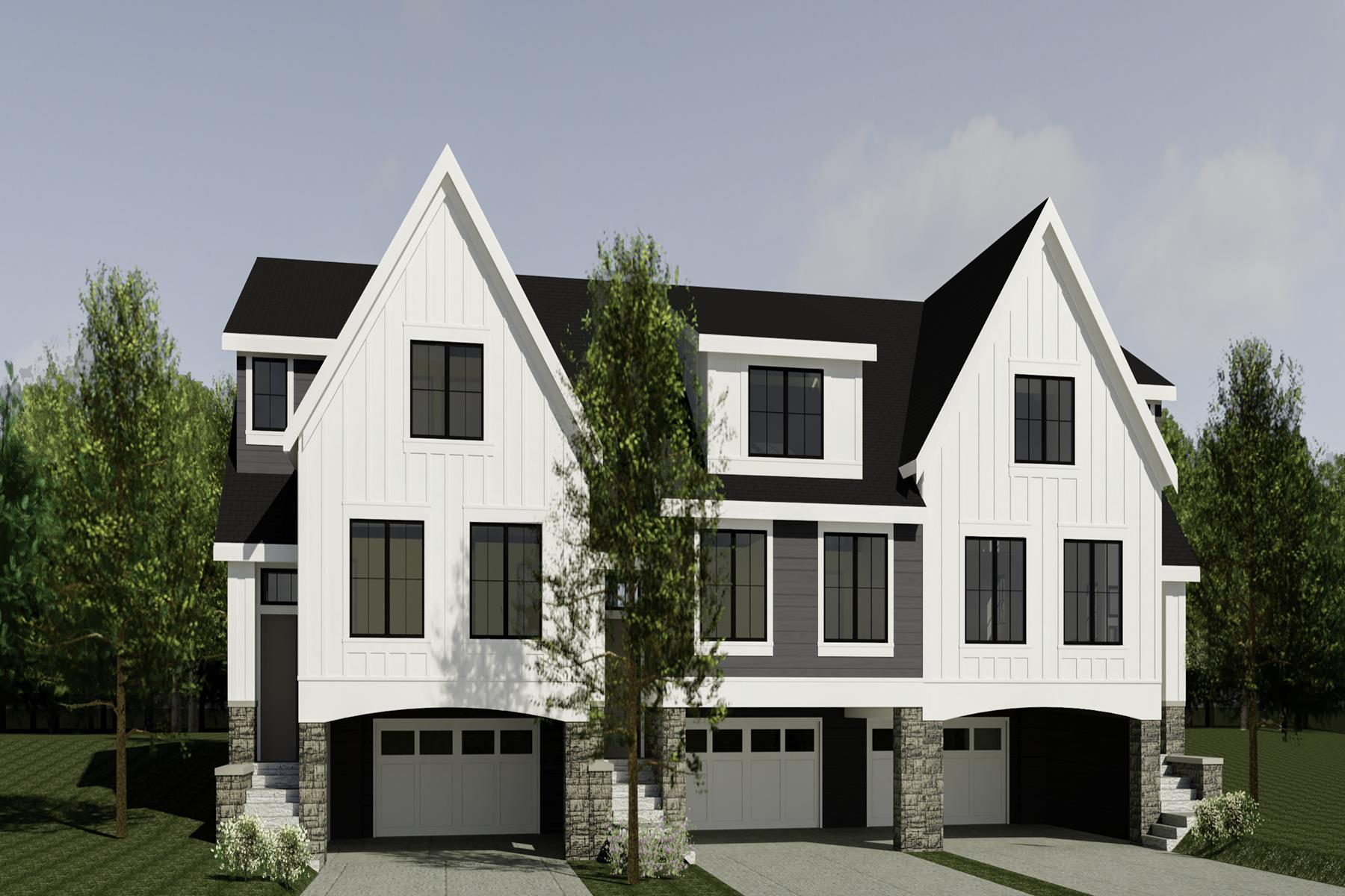 townhouses for Sale at Sheldon Place - New 10-unit Town Home Development In Eden Prairie 79xx Eden Prairie Road Eden Prairie, Minnesota 55347 United States