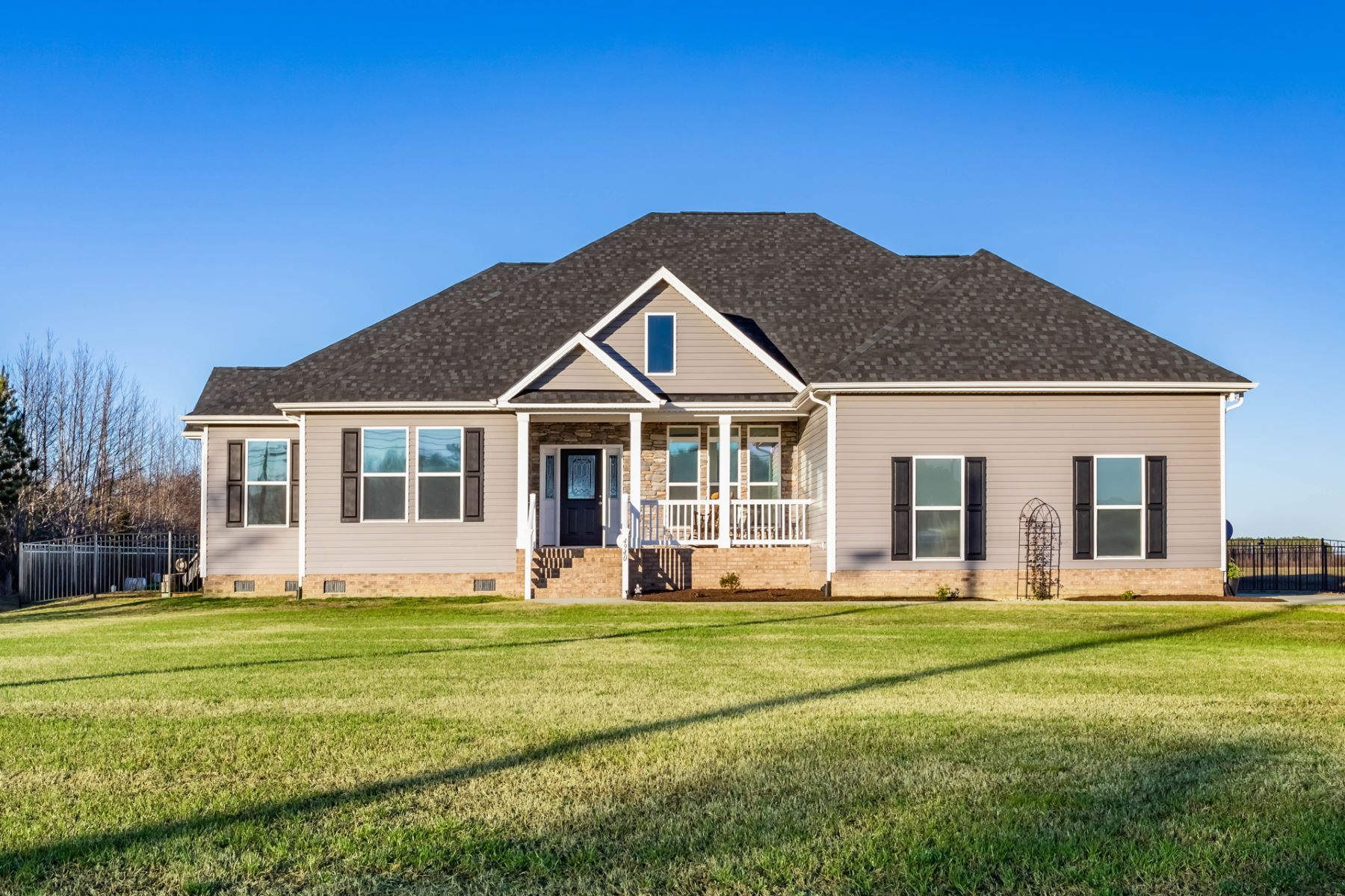 Single Family Homes for Active at PLEASANT GROVE 4940 Ballahack Rd Chesapeake, Virginia 23322 United States