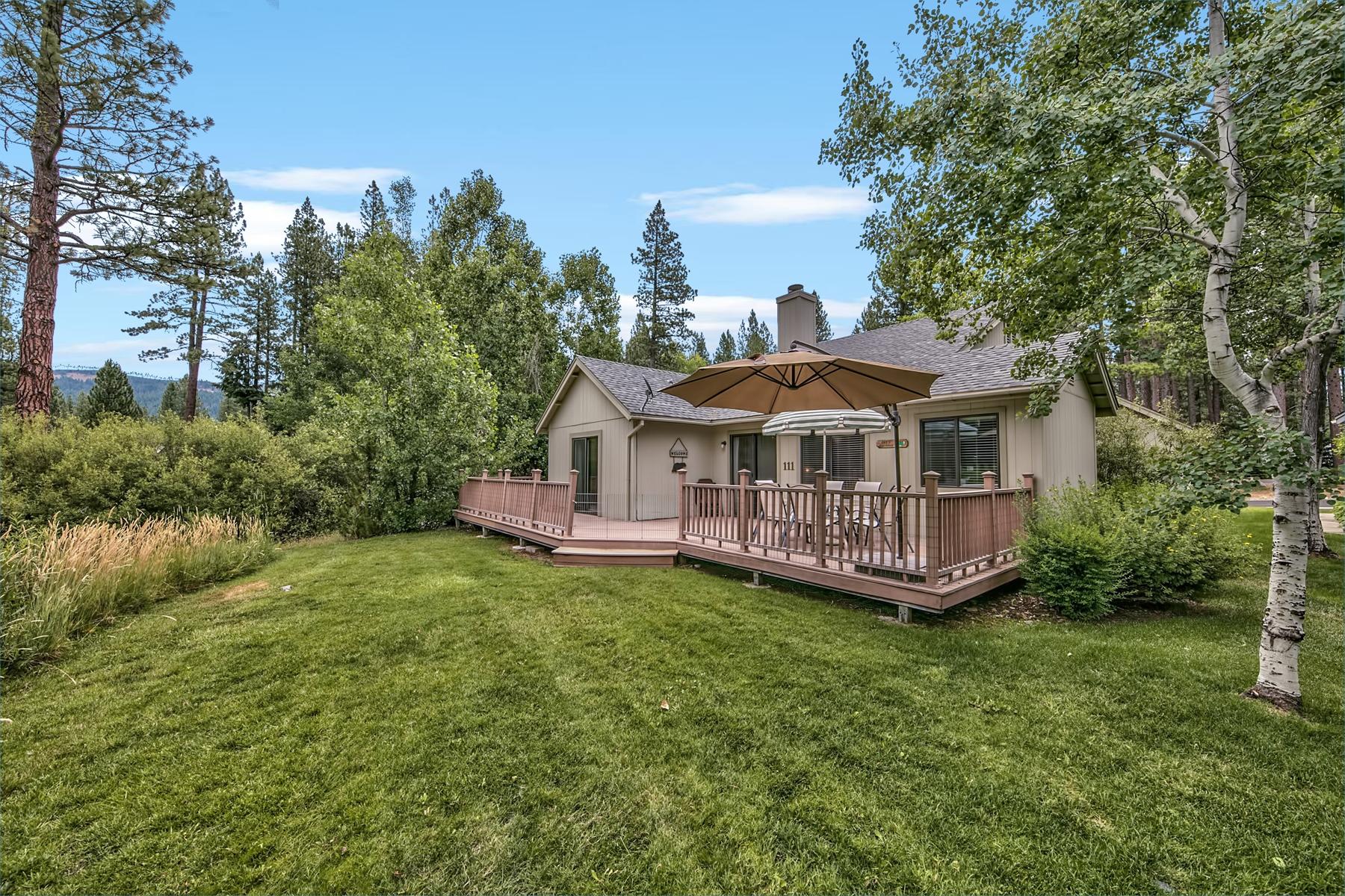 Casa Unifamiliar por un Venta en 111 Cottonwood Drive, Blairsden, CA 111 Cottonwood Drive Blairsden, California 96103 Estados Unidos