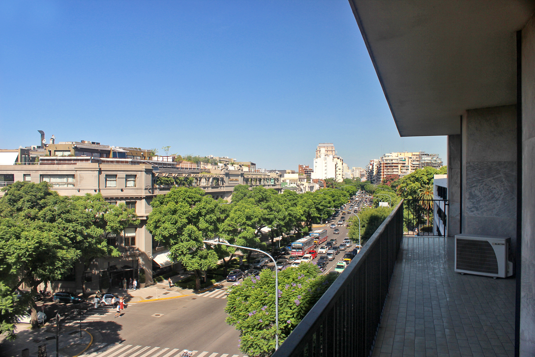 Apartments for Sale at Stunning open views apartment Av. Figueroa Alcorta 3400 Buenos Aires, Buenos Aires C1425 Argentina