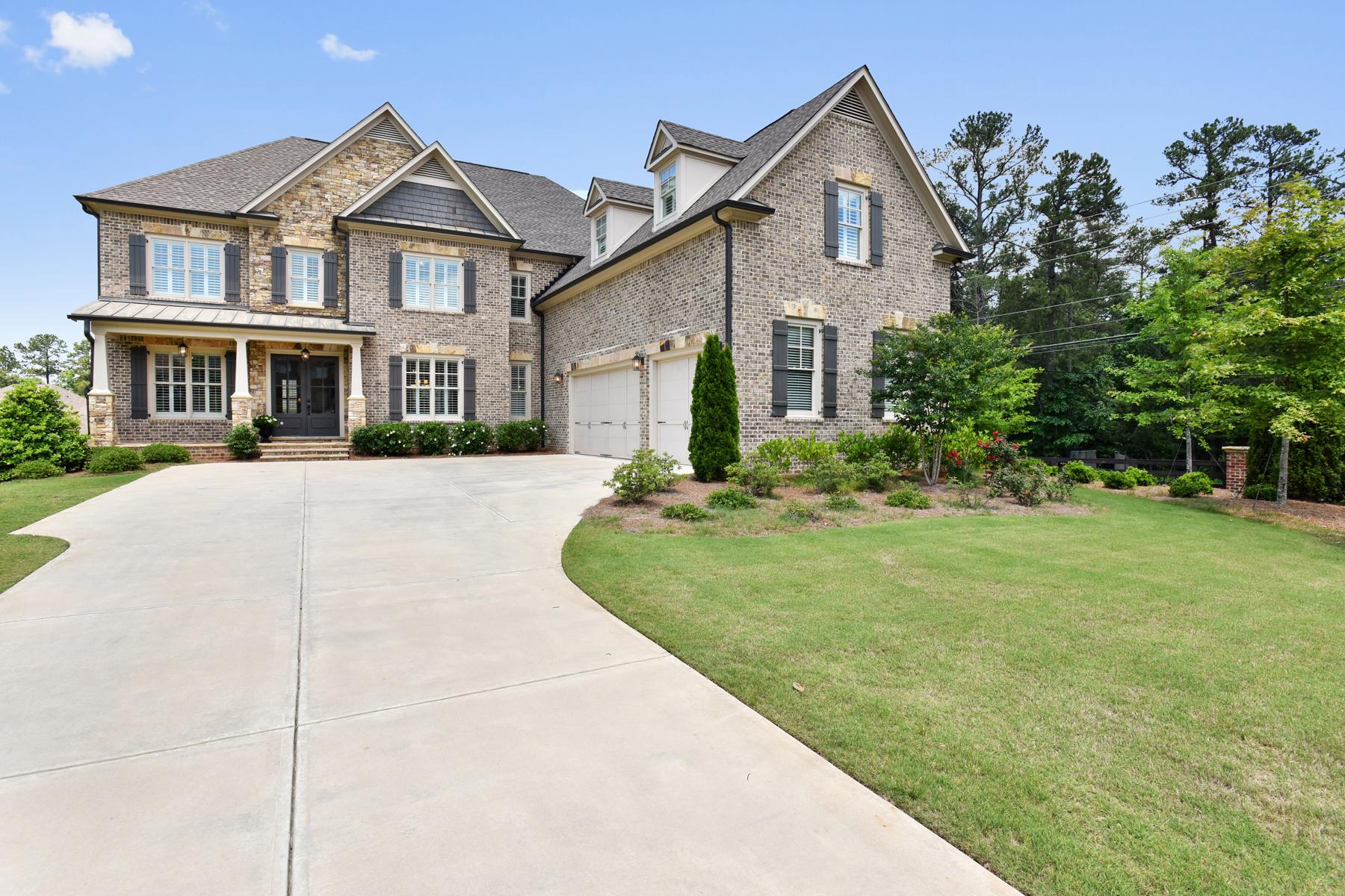 Tek Ailelik Ev için Satış at Looks And Feels Brand New 4360 Autry Way Johns Creek, Georgia, 30022 Amerika Birleşik Devletleri