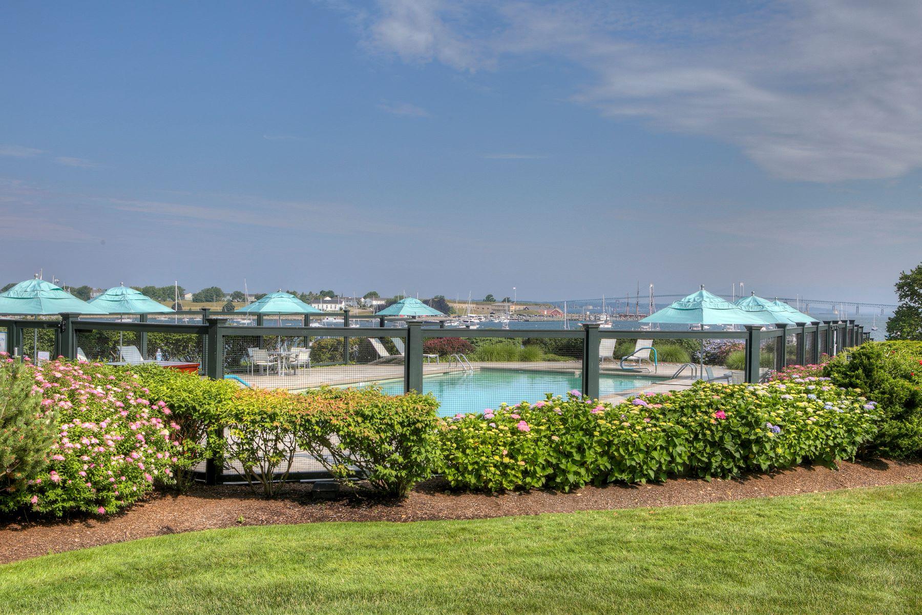 Additional photo for property listing at Bonniecrest 111 Harrison Avenue, B-1 Newport, Rhode Island 02840 United States