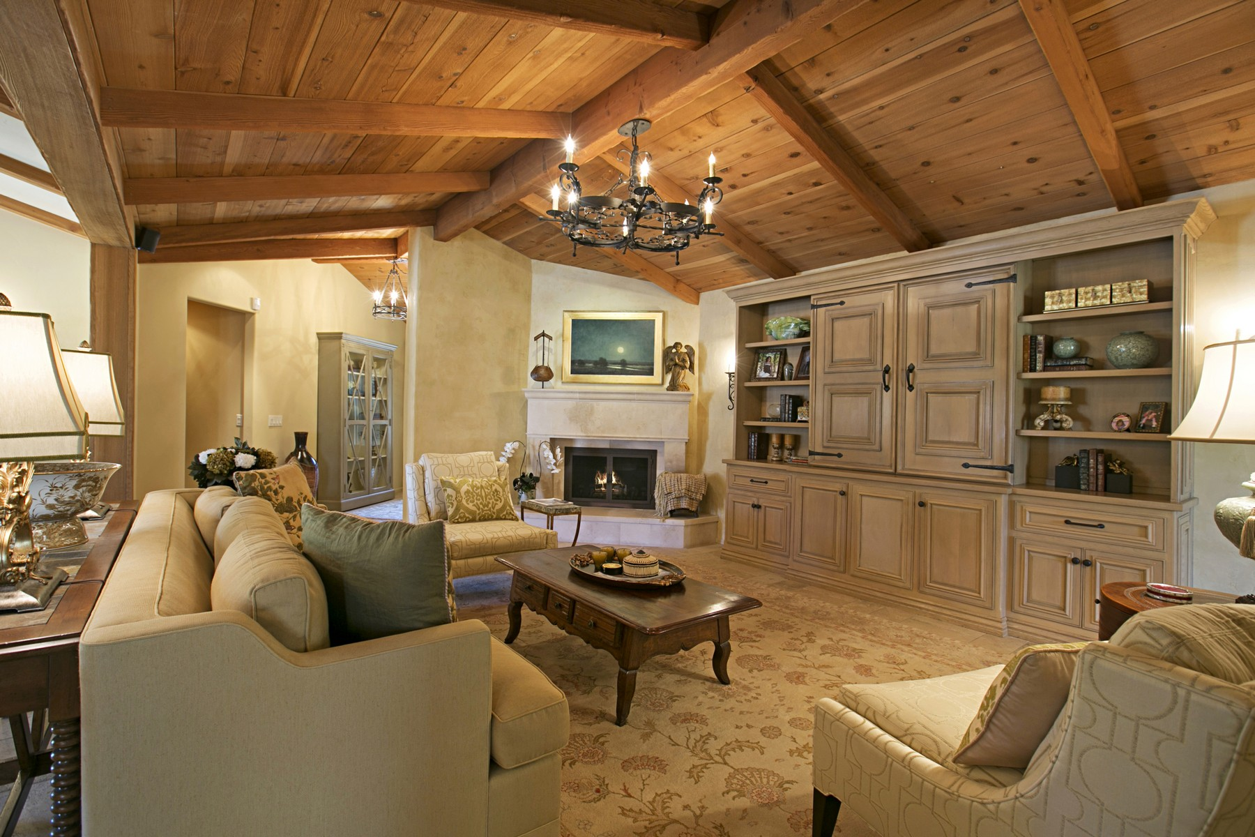Single Family Home for Sale at 6101 Camino Selva Rancho Santa Fe, California, 92067 United States