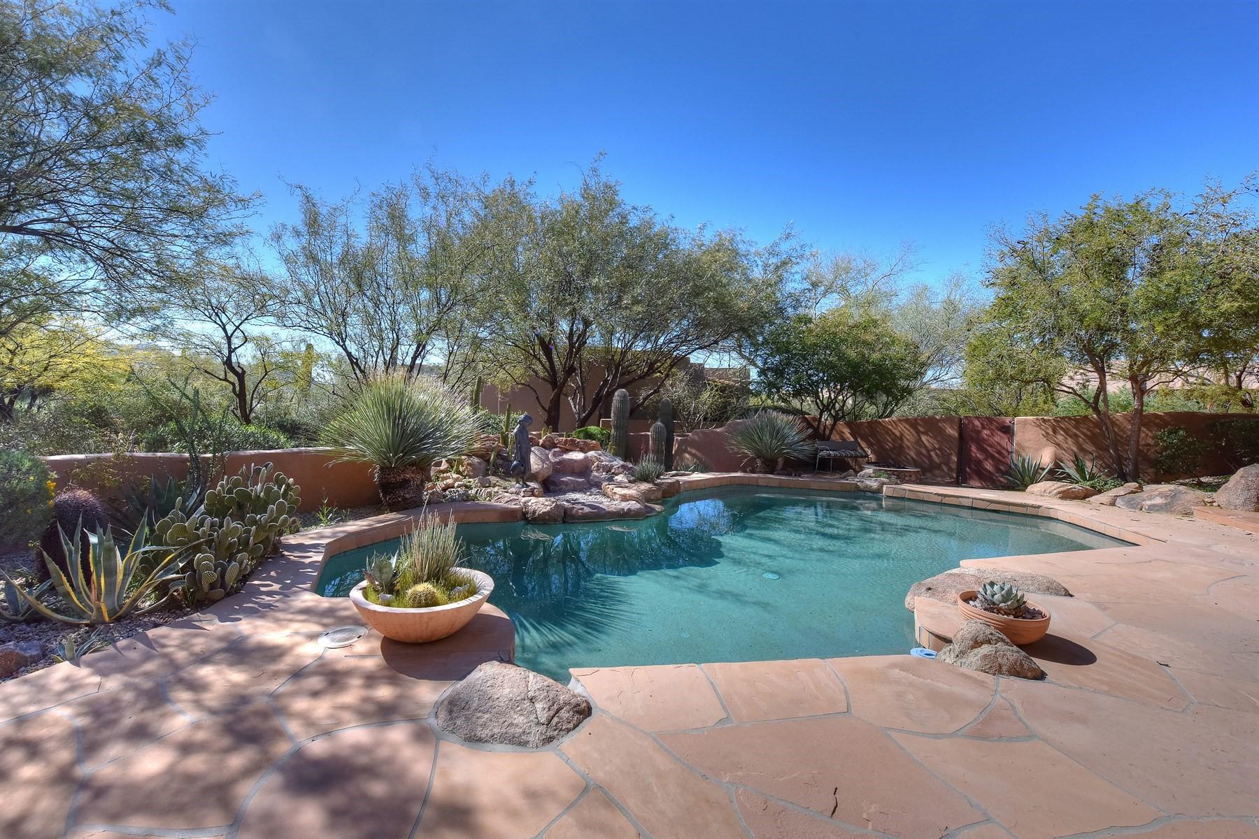 Nhà ở một gia đình vì Bán tại Gorgeous home in Troon North 25880 N 104th Way Scottsdale, Arizona, 85255 Hoa Kỳ