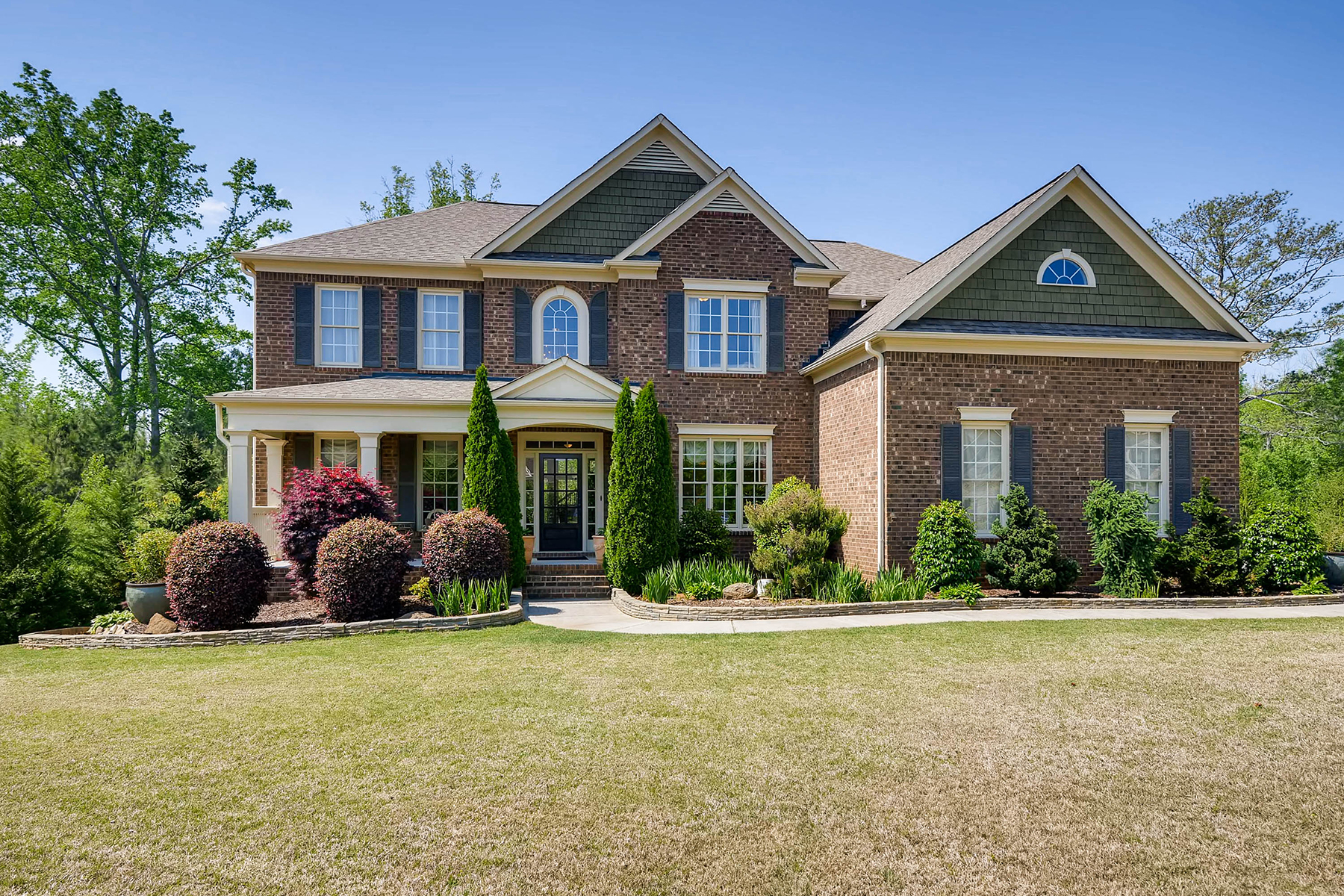 Single Family Home for Sale at Best Of Both Worlds Roswell And Woodstock Villages 205 Rocky Creek Ct Woodstock, Georgia 30188 United States
