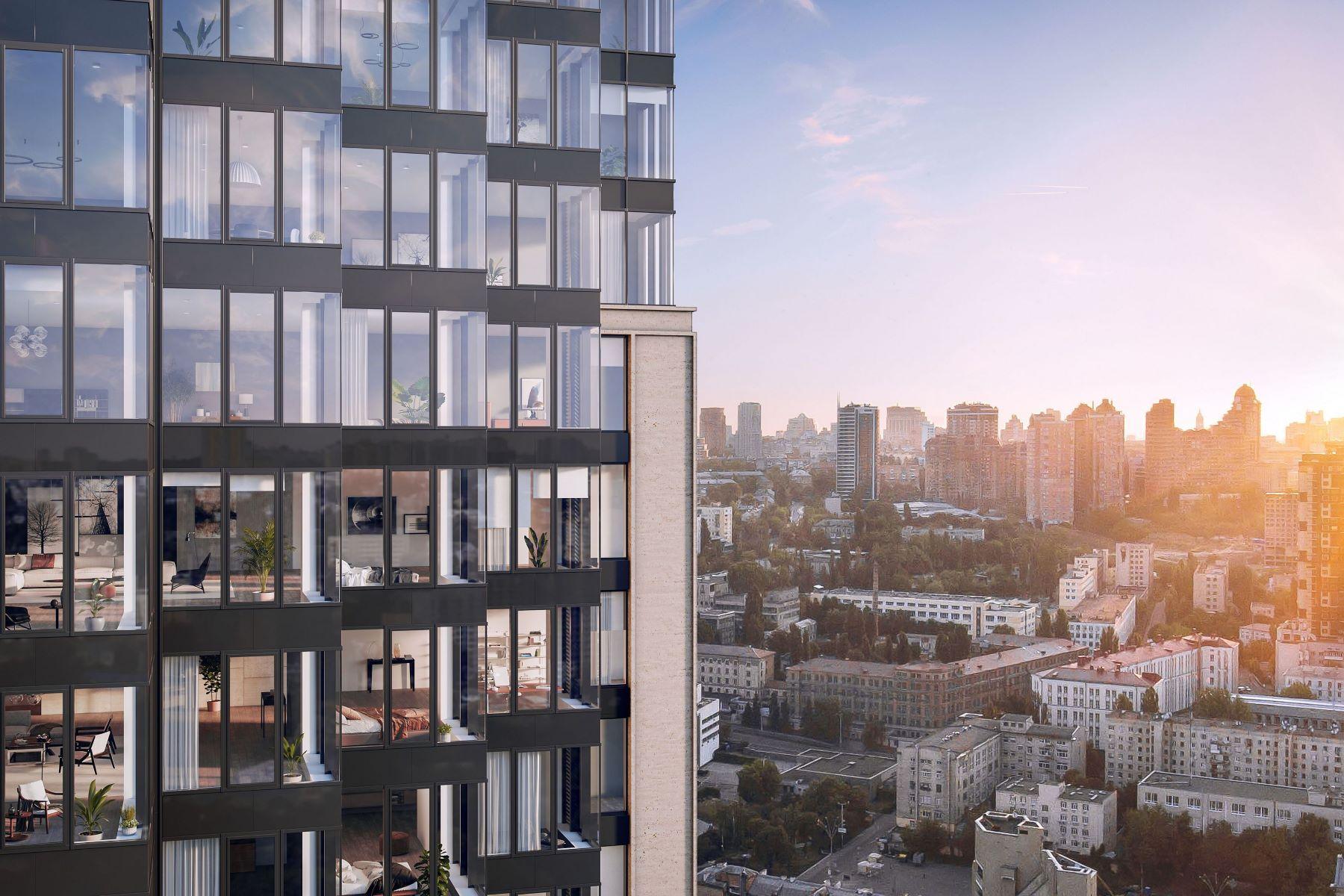 Apartments por un Venta en A136 Highlight House Kiev, Kyiv City Ukraine