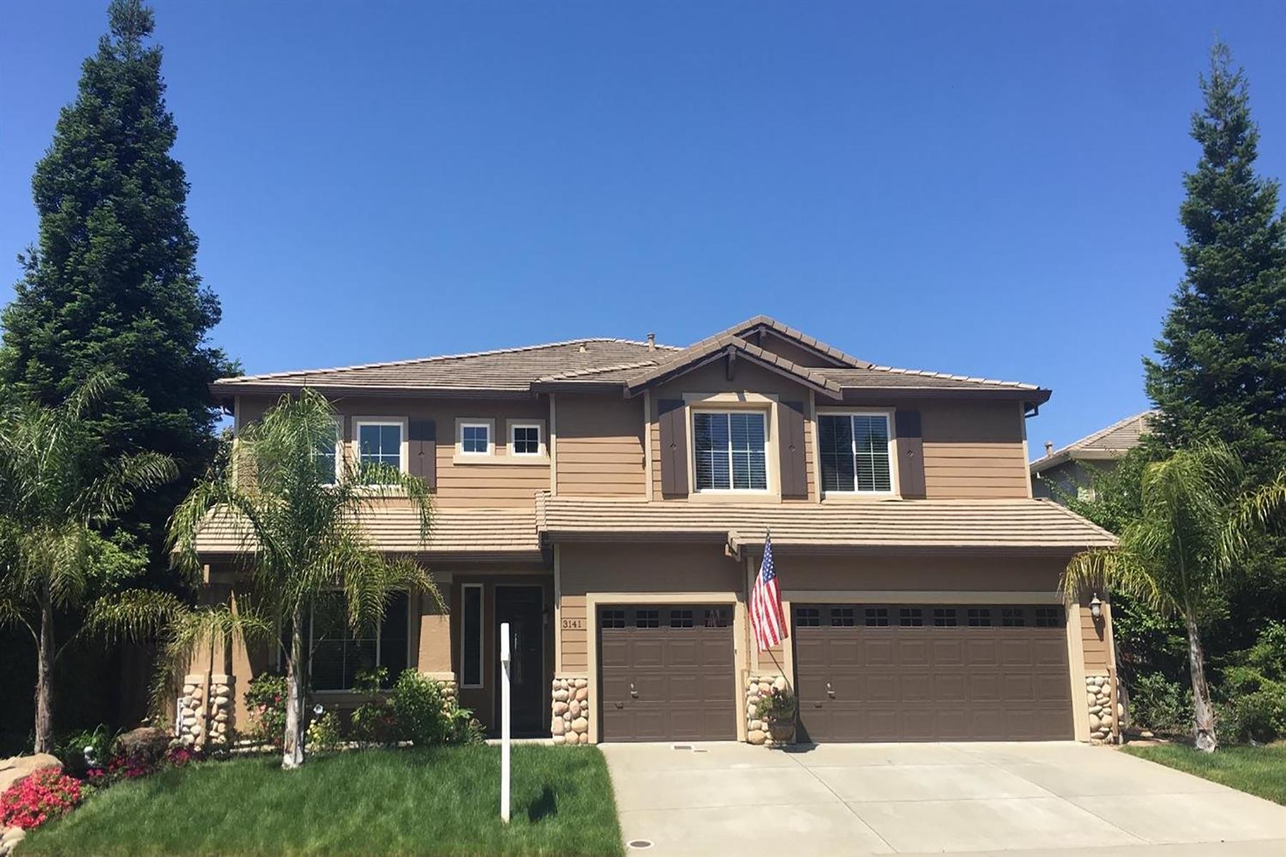 Single Family Homes por un Venta en 3141 Mount Tamalpais Dr, Roseville, CA 95747 3141 Mount Tamalpais Dr Roseville, California 95747 Estados Unidos