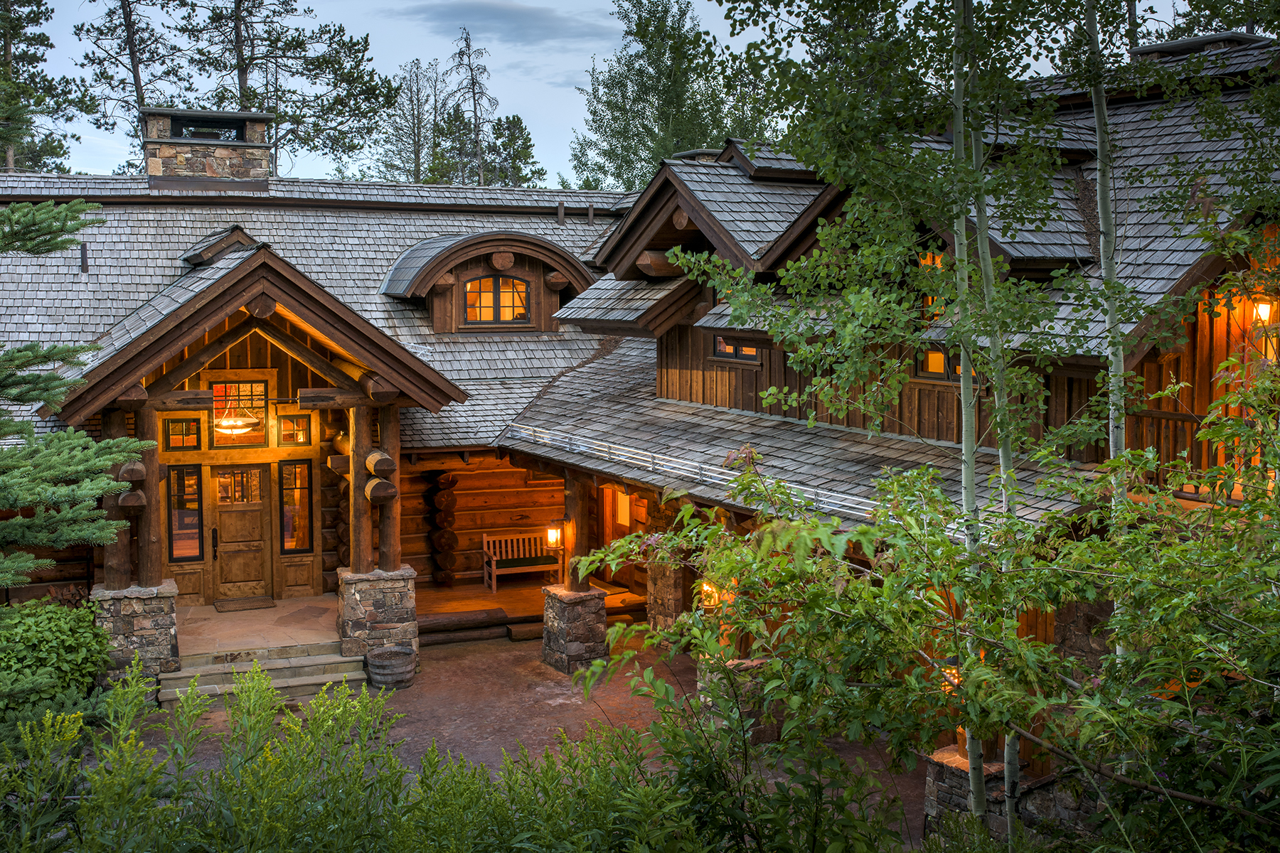 Casa Unifamiliar por un Venta en Mountain Ski Home 7875 N Granite Ridge RD, Teton Village, Wyoming, 83025 Jackson Hole, Estados Unidos