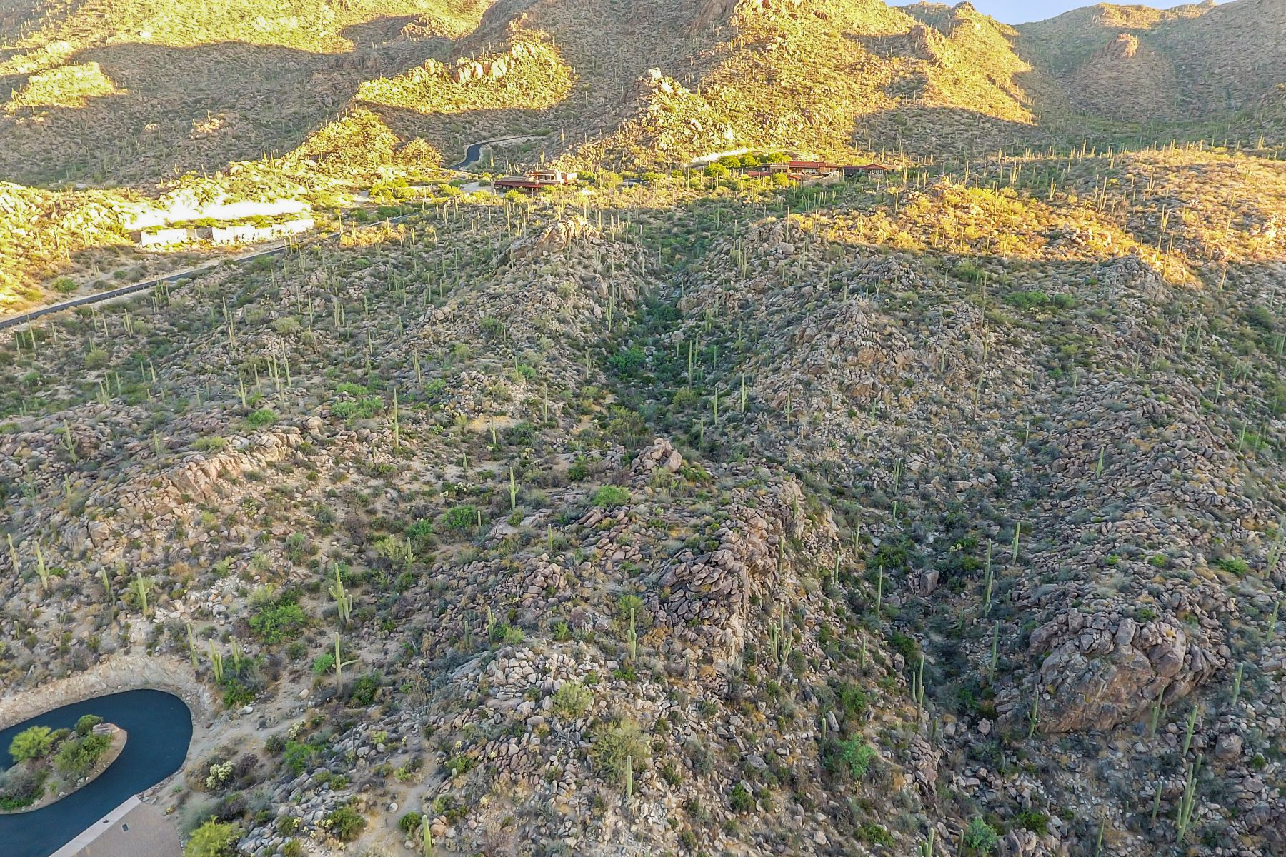 Land for Active at Exceptional 5-acre Homesite with Incredible Mountain Views 3478 W Tarvers Place W 43 Marana, Arizona 85658 United States