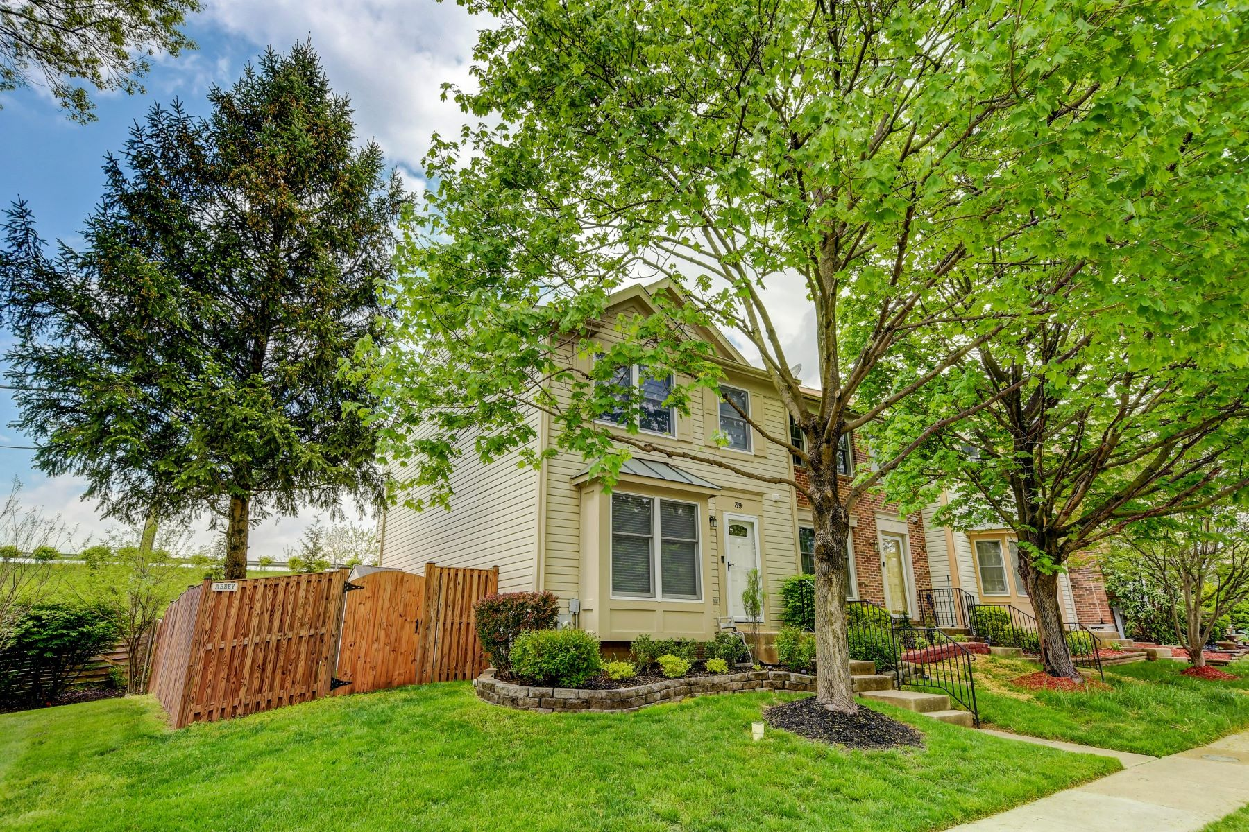 townhouses for Active at Shepherds Glen 39 Merino Court Owings Mills, Maryland 21117 United States