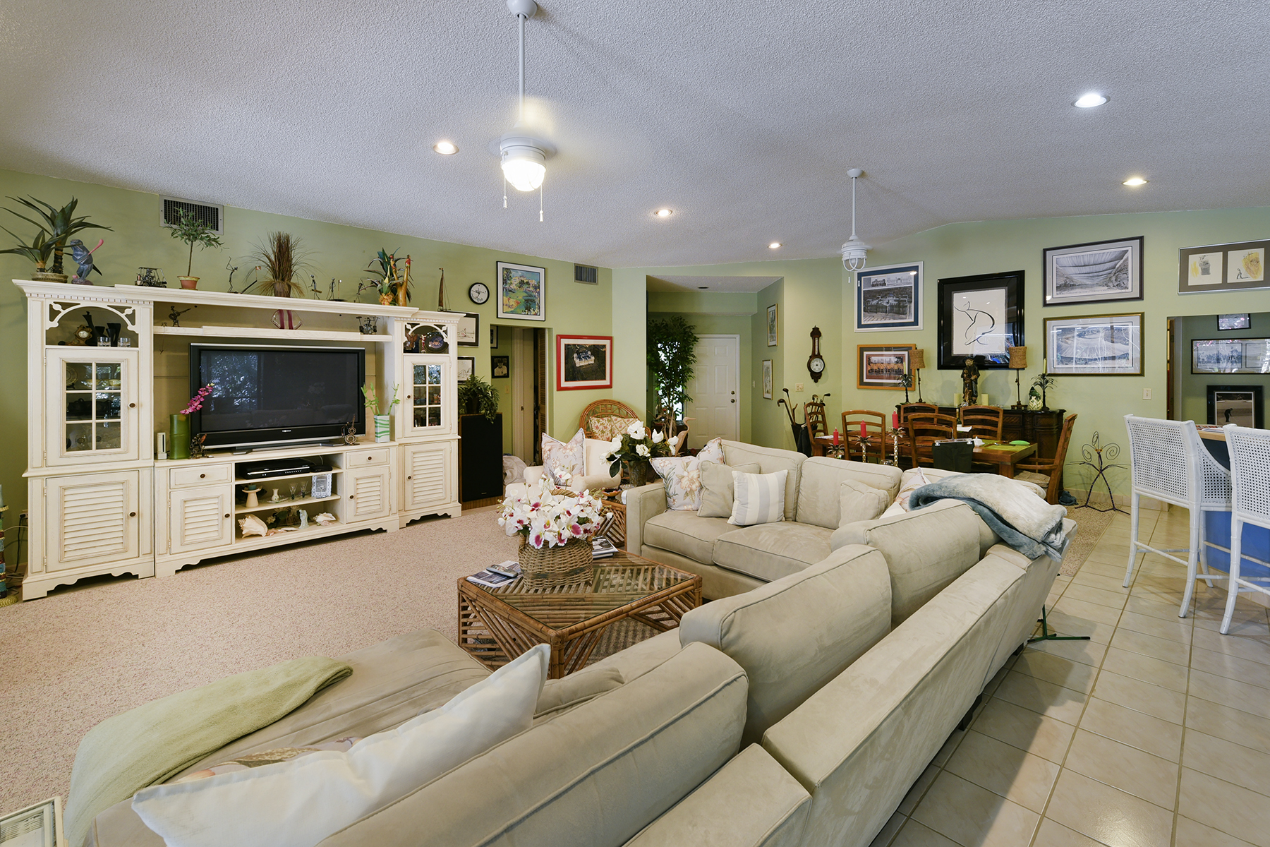 Additional photo for property listing at Ocean Reef Home - 21 Dispatch Creek  Key Largo, 플로리다 33037 미국